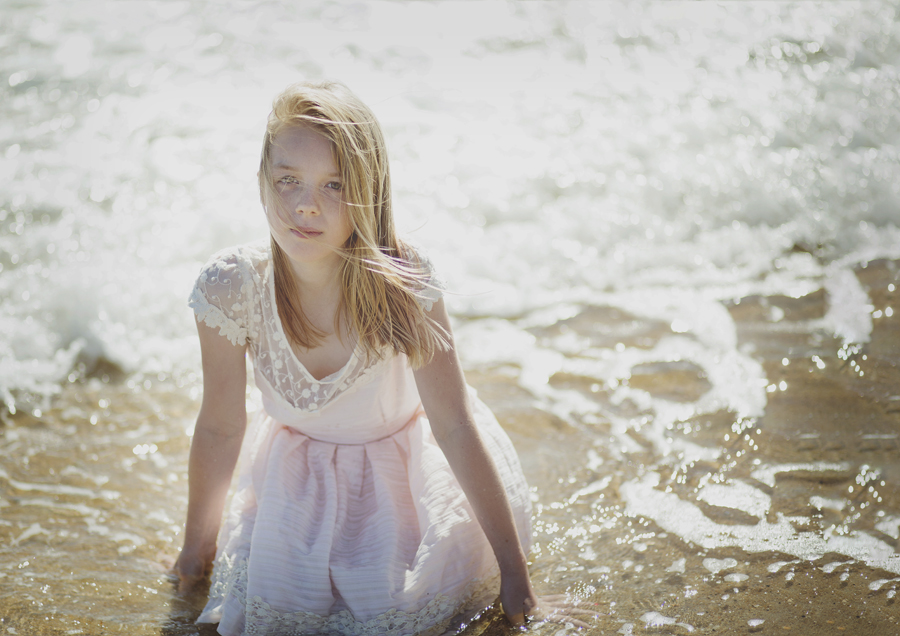 Tween on location photography Melbourne