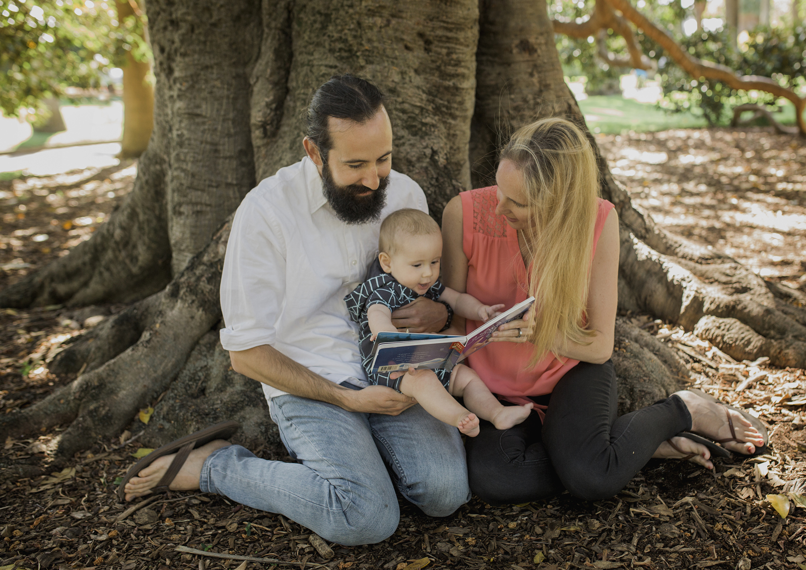 Family photos in Melbourne