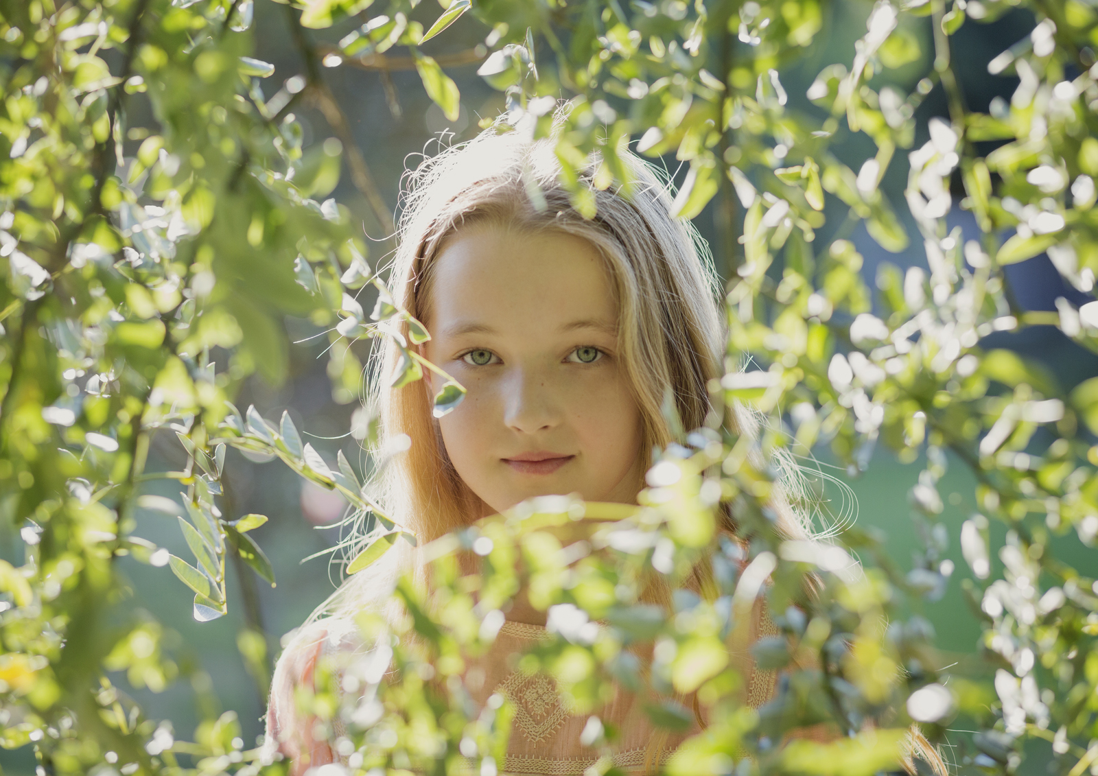 Natural photography of children in Melbourne