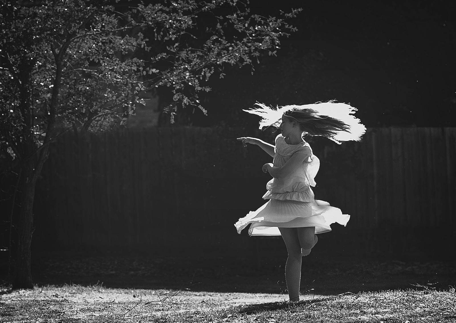 Dancing Tween!