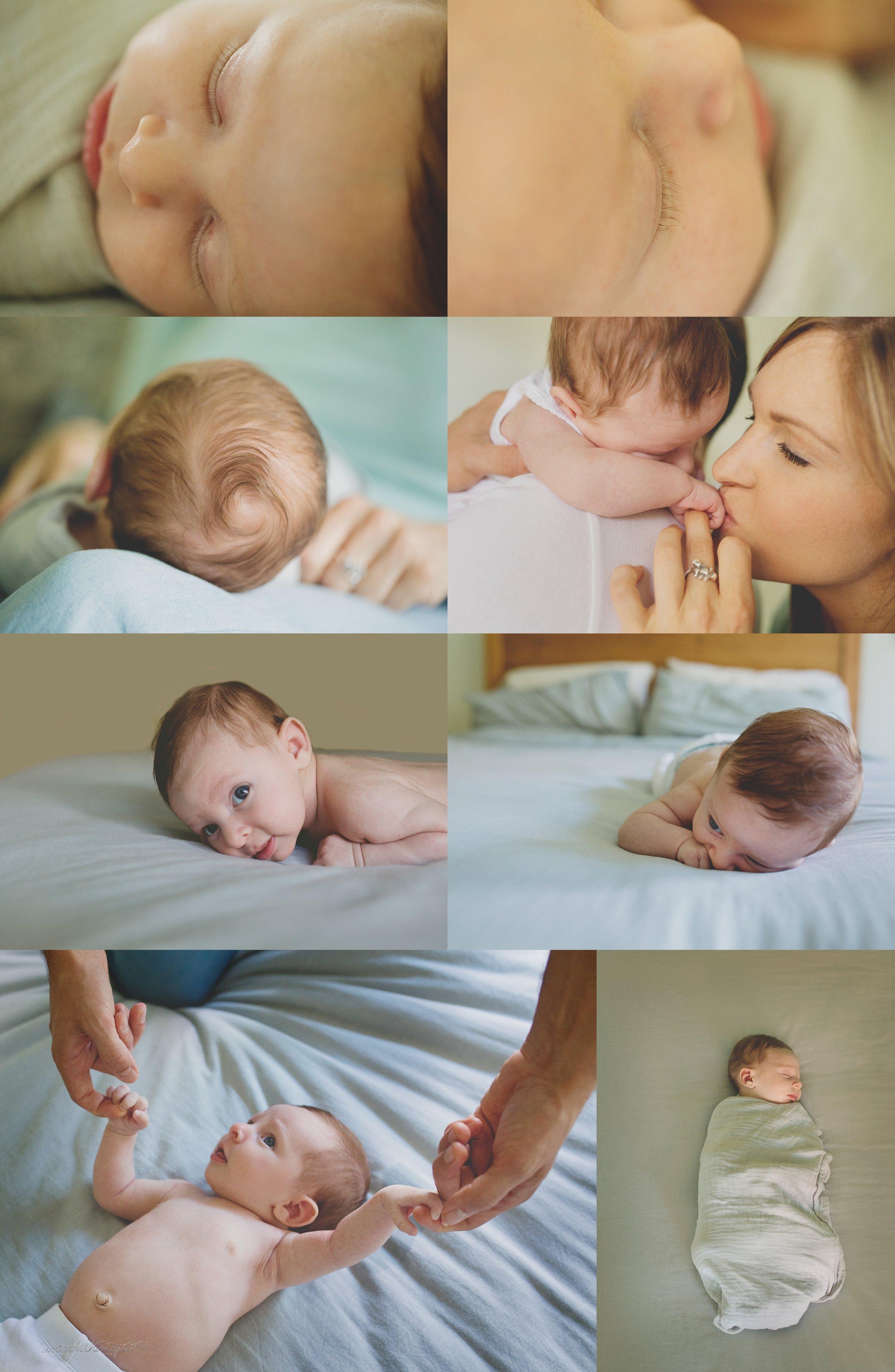 Newborn baby details!