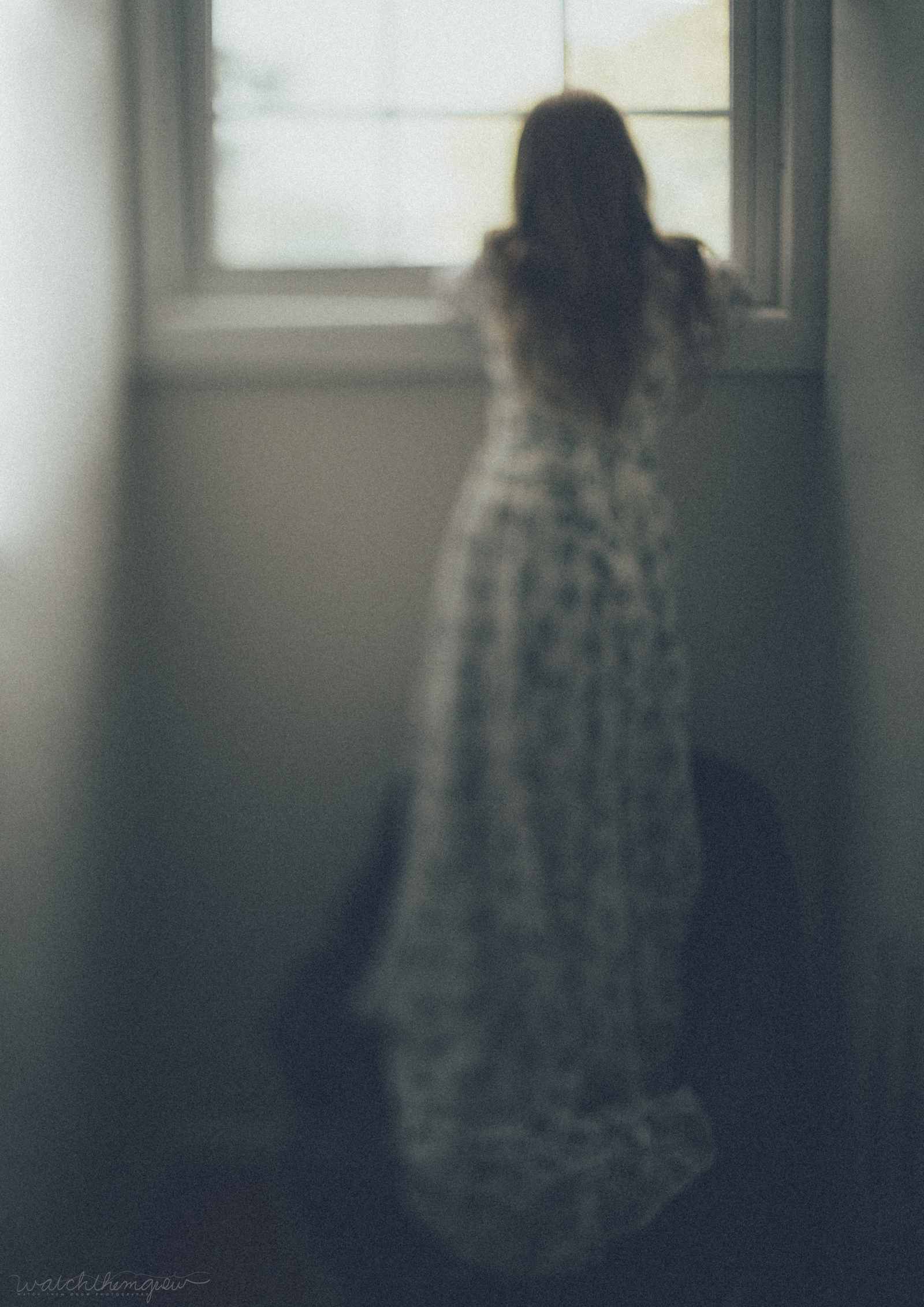 Freelensed image of a little girl!