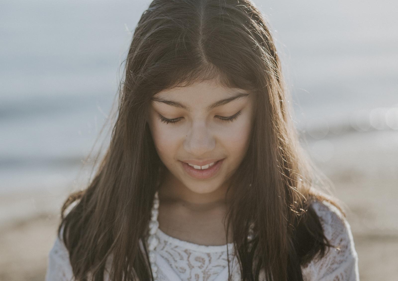 Beautiful photo of Tween girl!