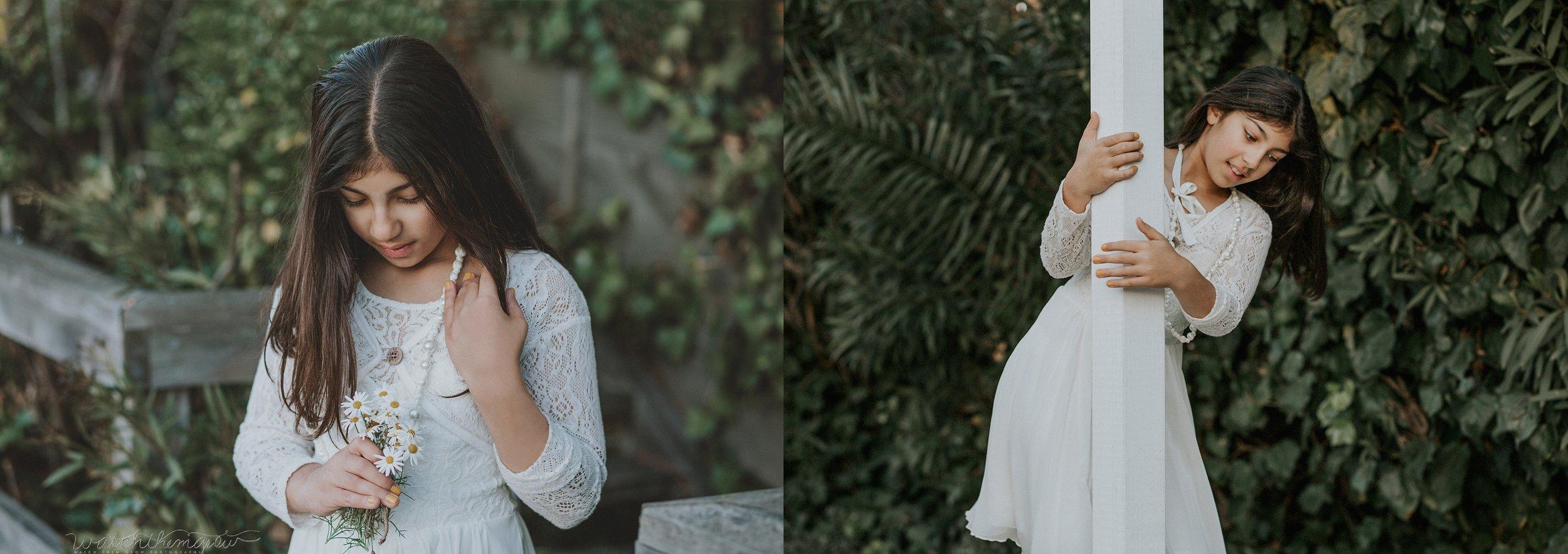 Beautiful Tween girl photos!