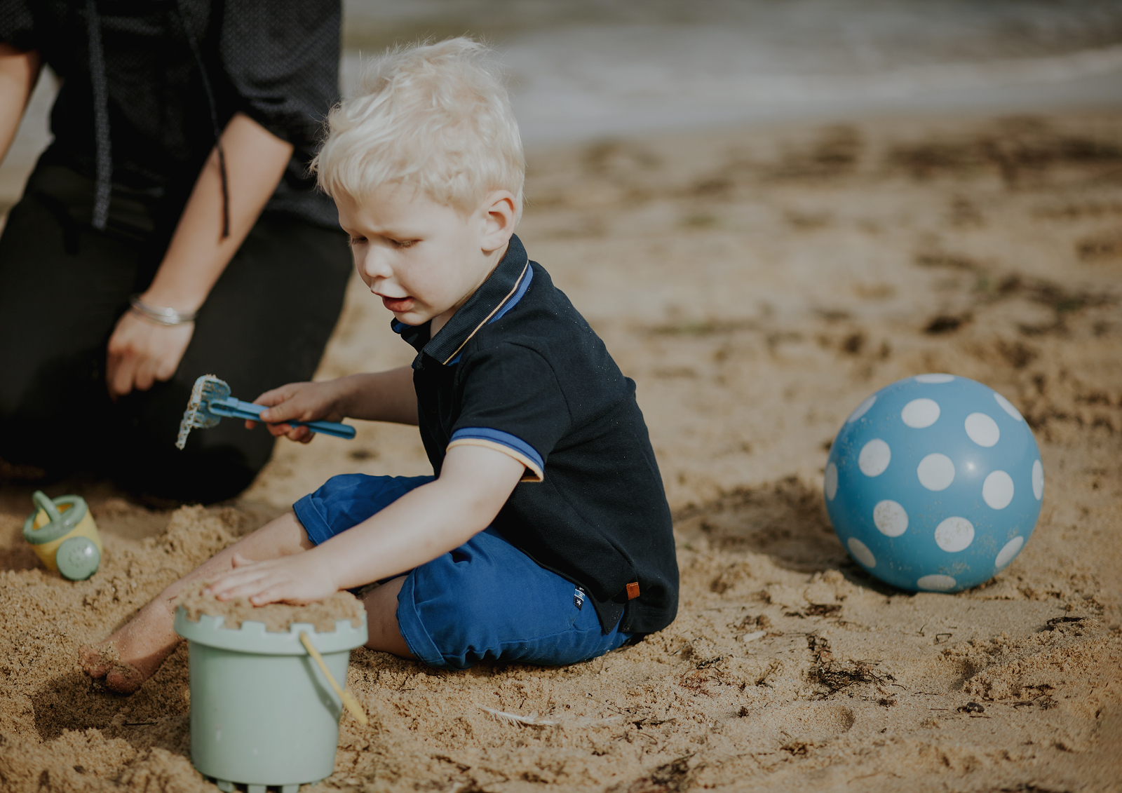 Natural Family Photography on location Melbourne