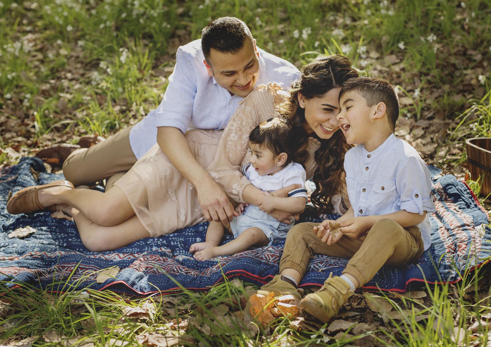 Natural Family Photos Melbourne