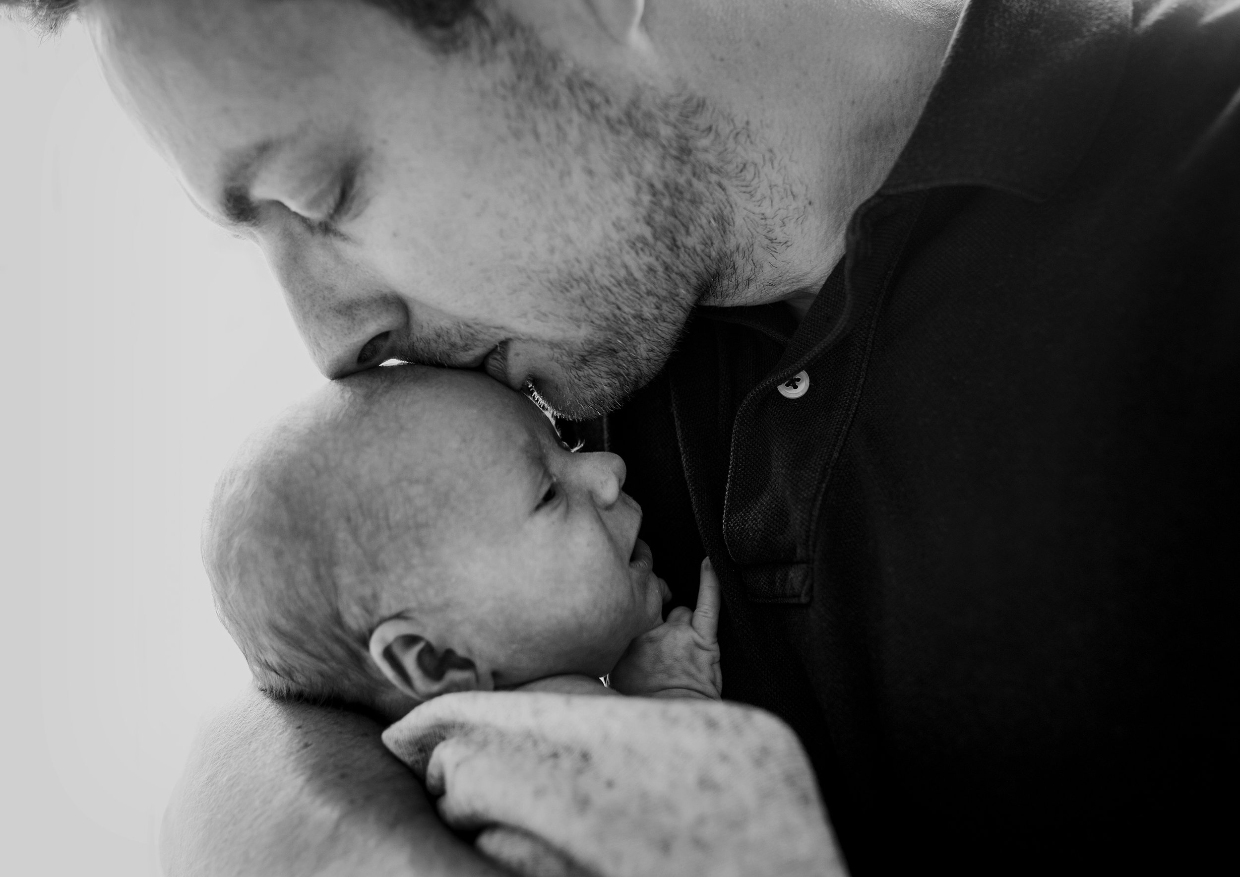 In-Home Newborn and Family Photography Melbourne