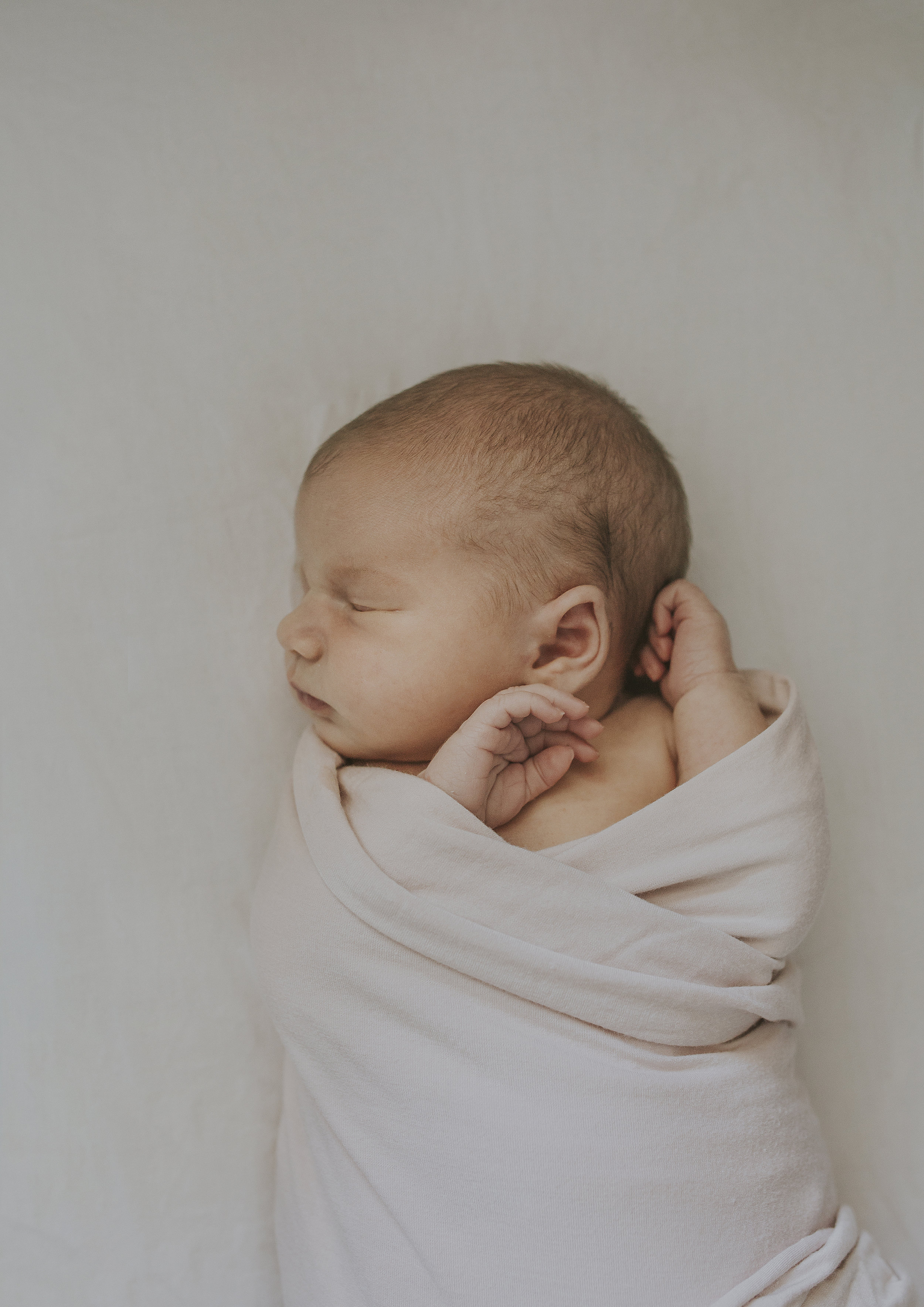 Natural Newborn and Baby Photographer Bayside Melbourne