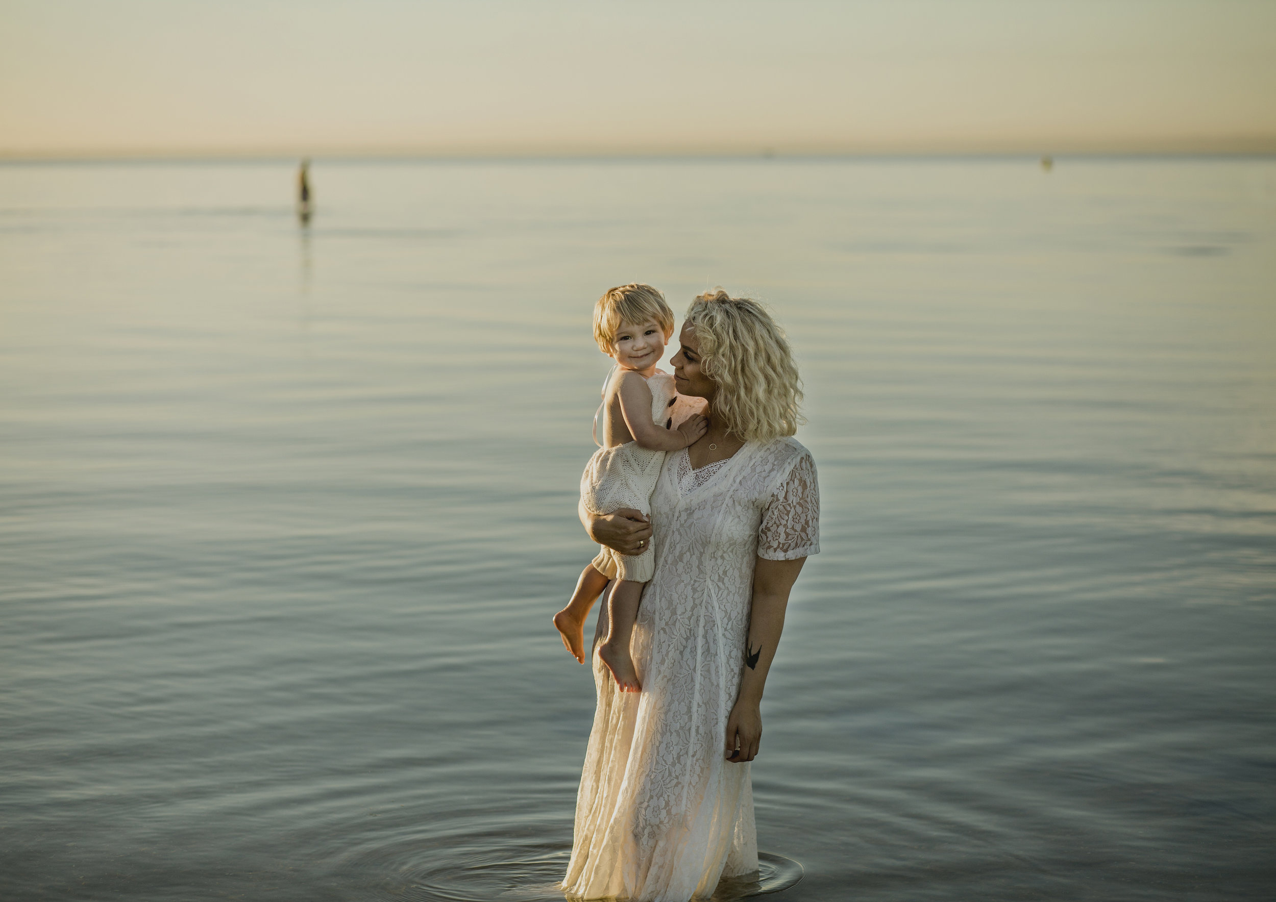 Bayside Natural Family and Child Photographer