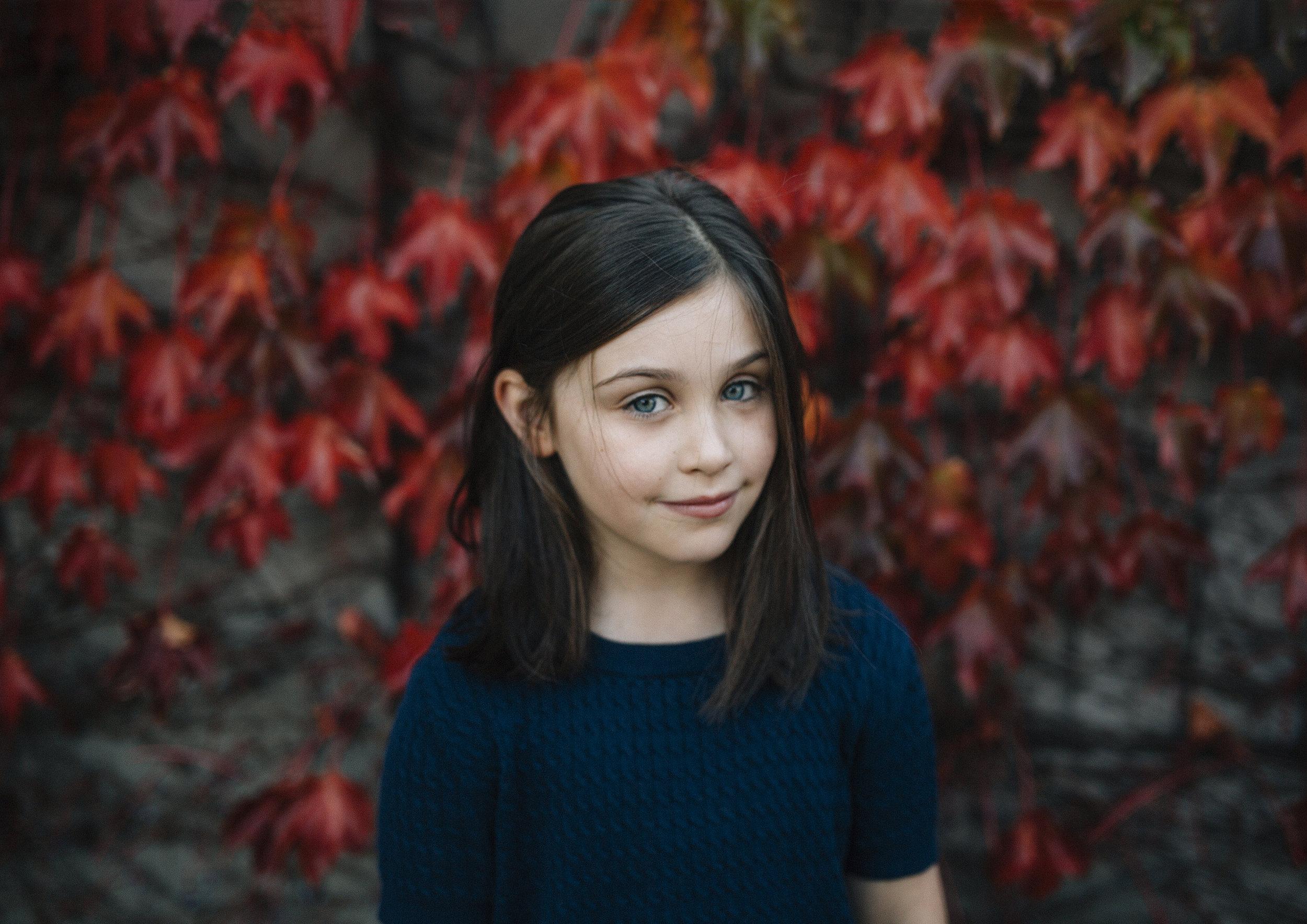 Child Portrait Photography Bayside Melbourne