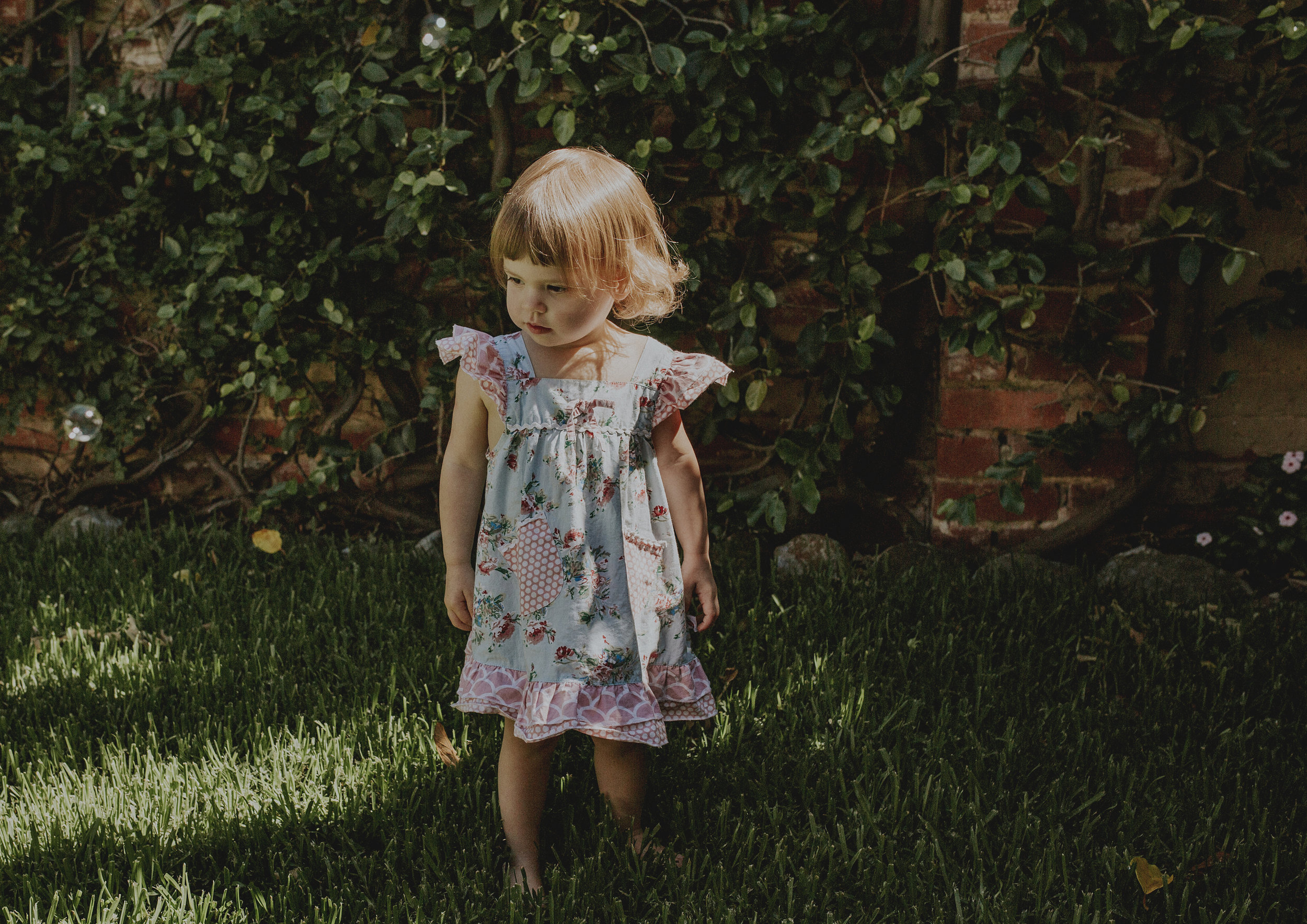 Natural Toddler Professional Photos in Bayside