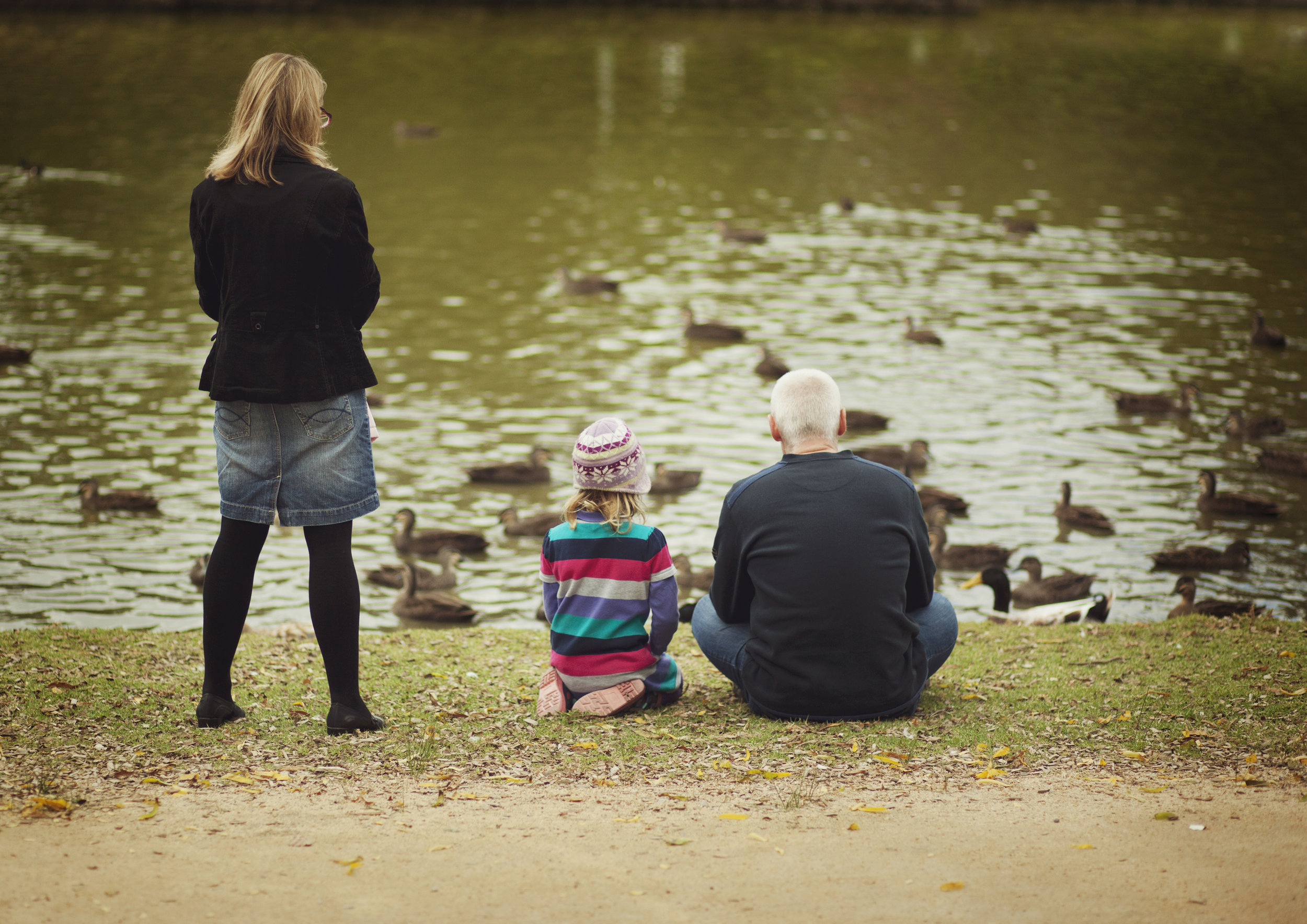 Family Photos at the park Bayside Melbourne