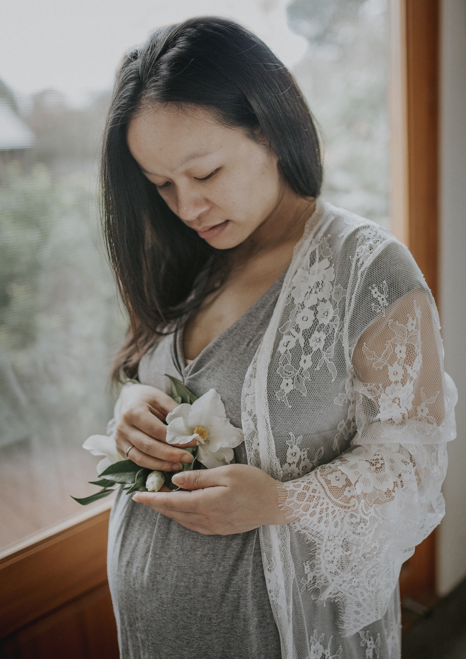 Natural Maternity Photography Bayside Melbourne