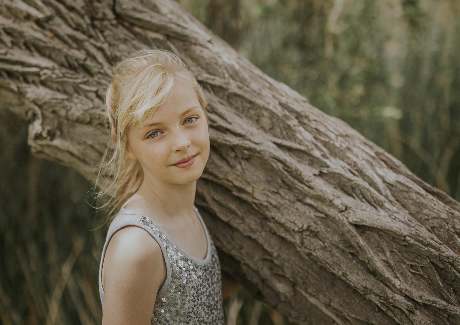 Bayside Fine Art Child Photography