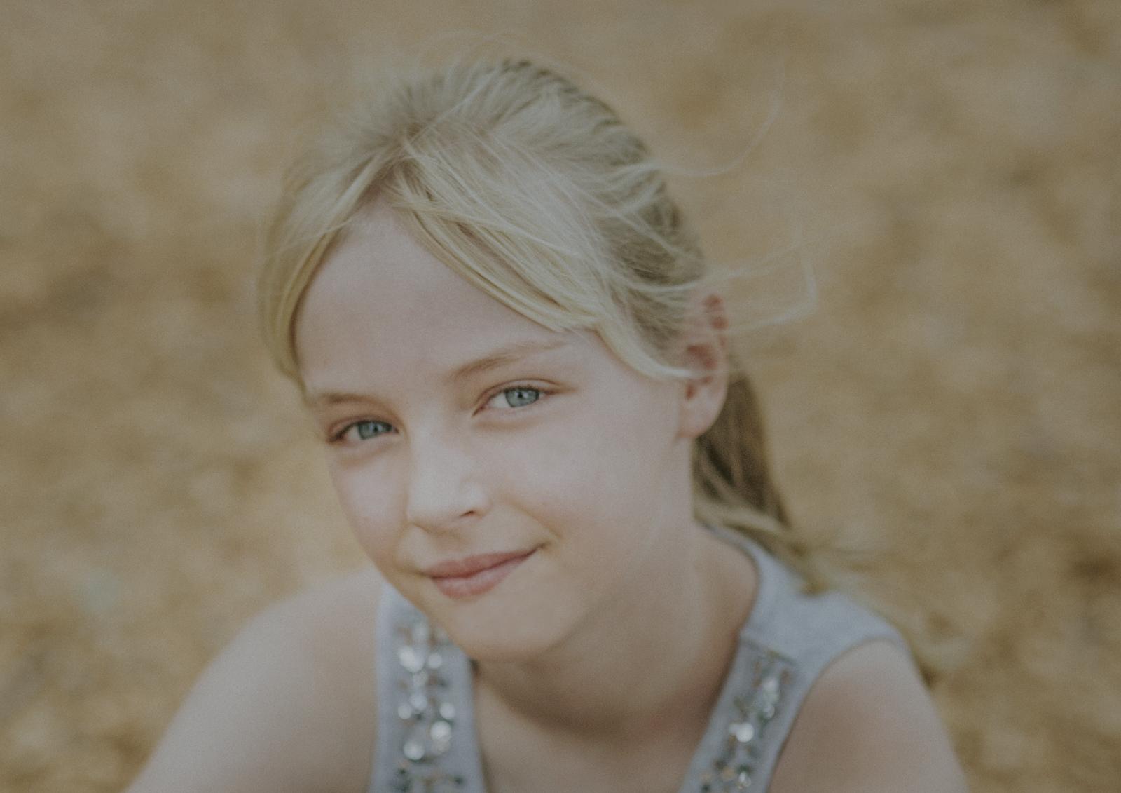 Child Portraiture Melbourne