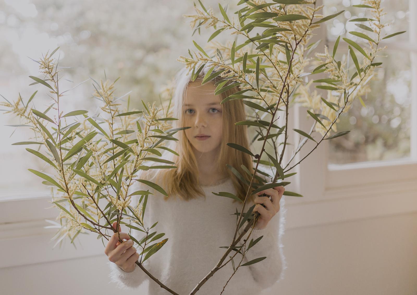 Fine Art Mini Styled Mini Photo Shoots of Teenagers and Tweens