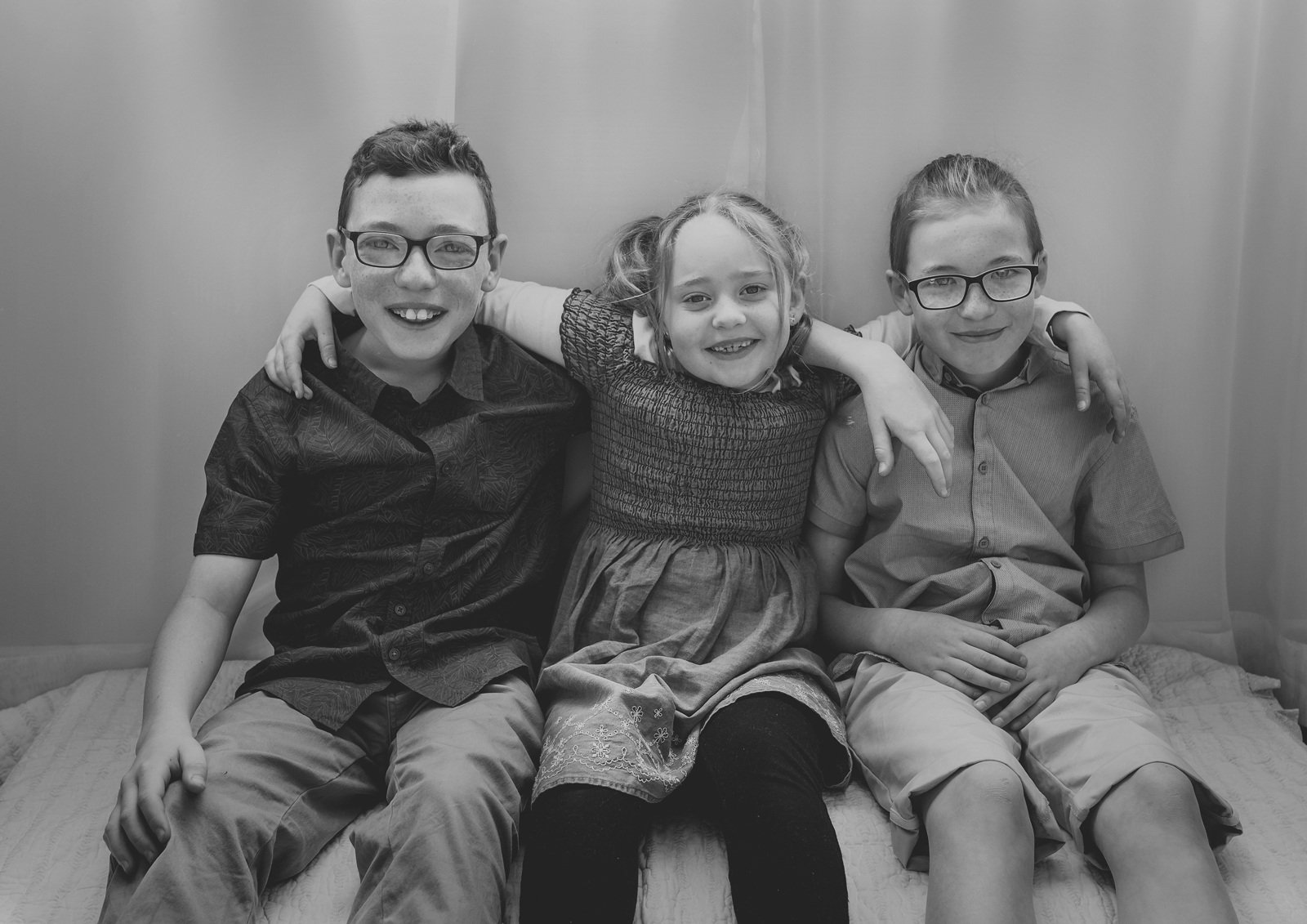 Brothers and sister!