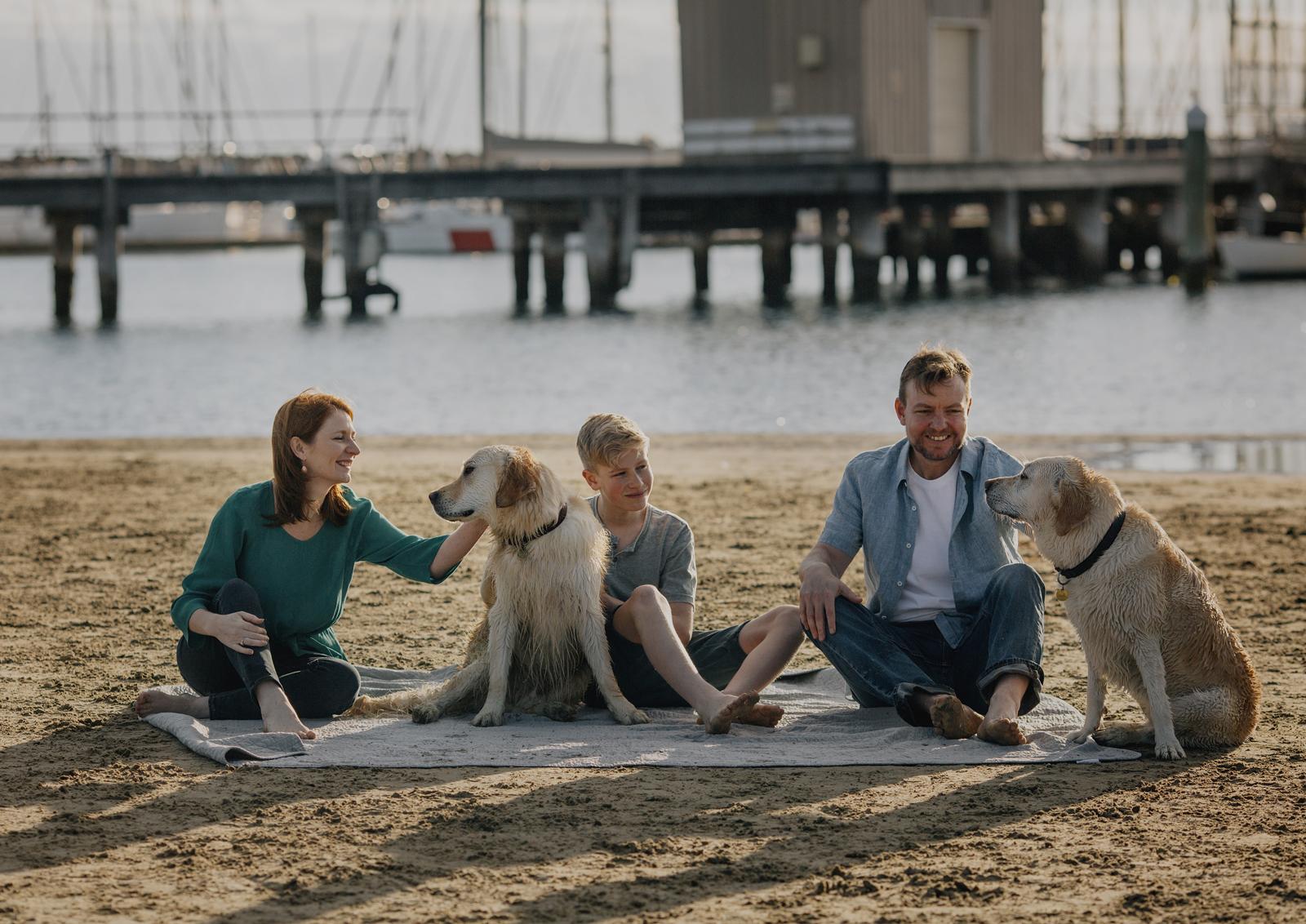 Bayside Family Photography