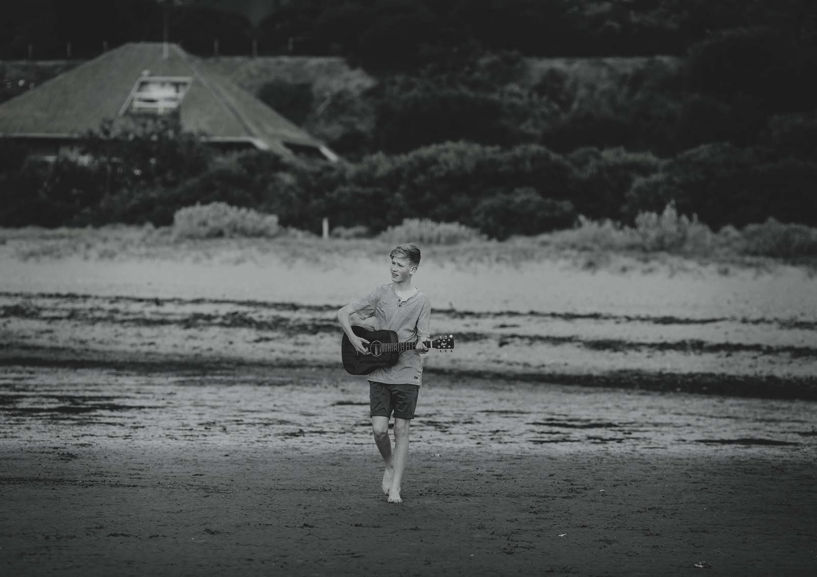 Bayside Teenager Photography