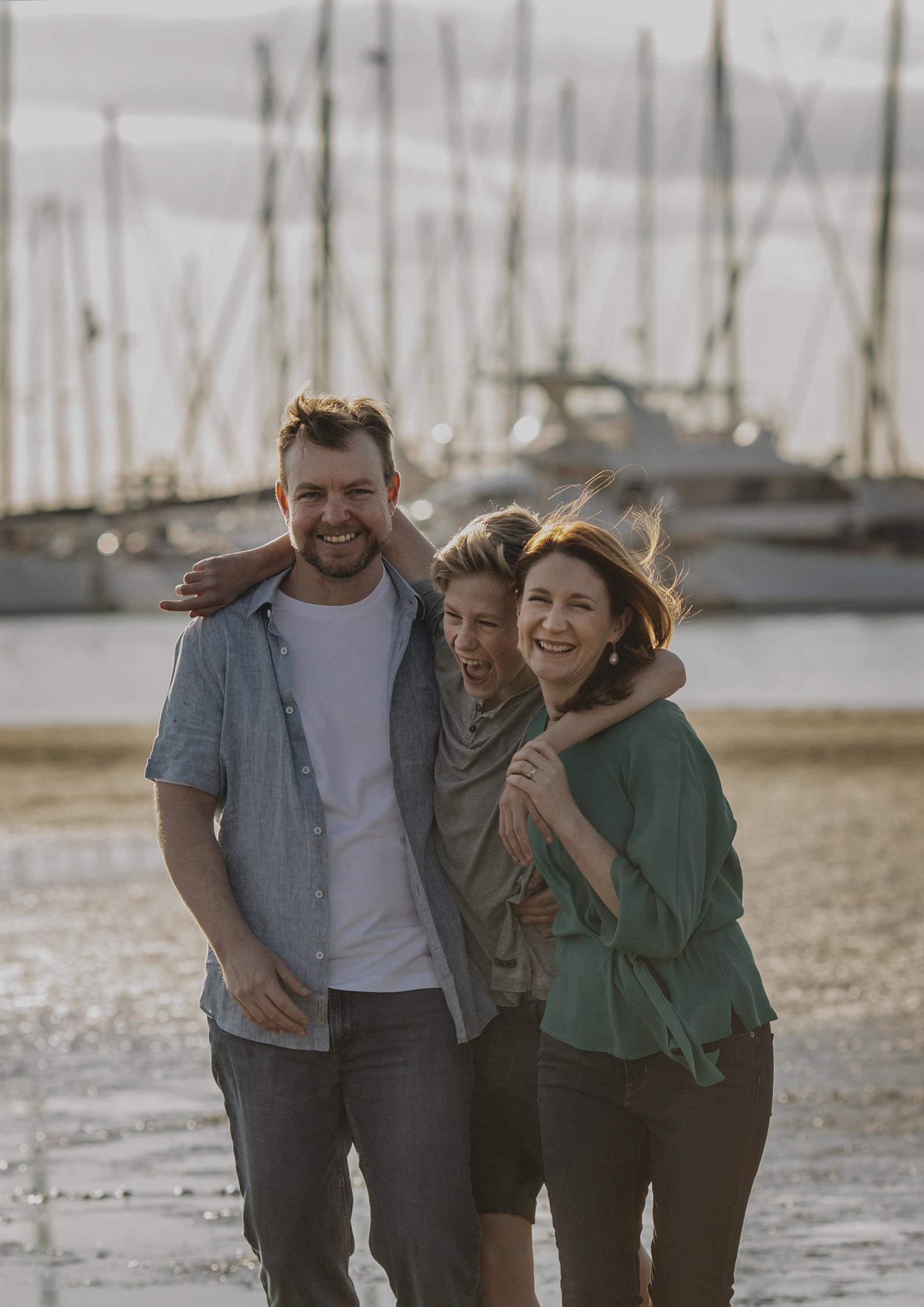 Professional Family Photos Bayside