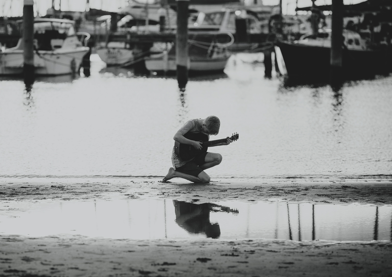 Bayside Tween and Teenager Photographer