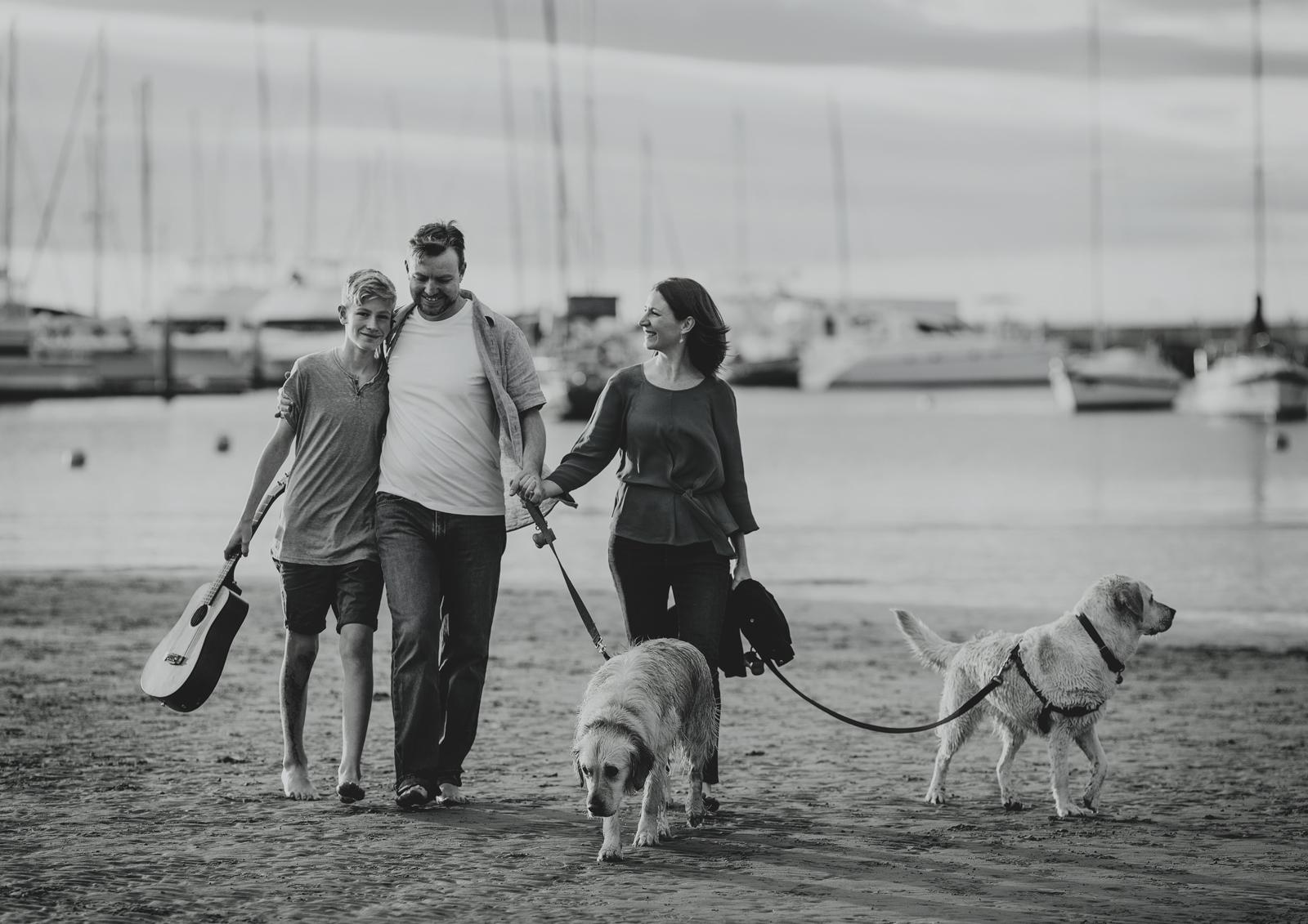 Bayside Family photographer