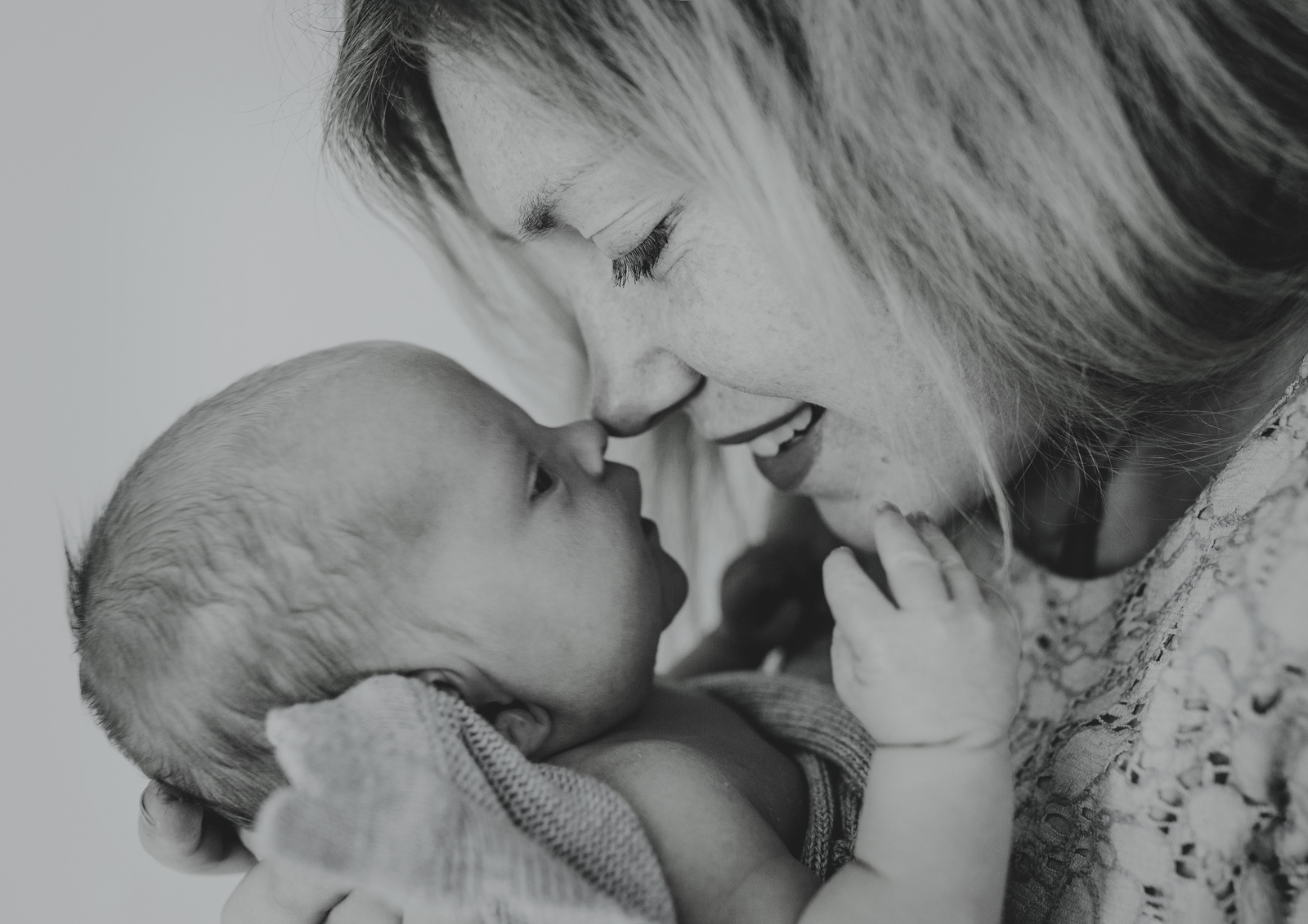 The scent of a newborn