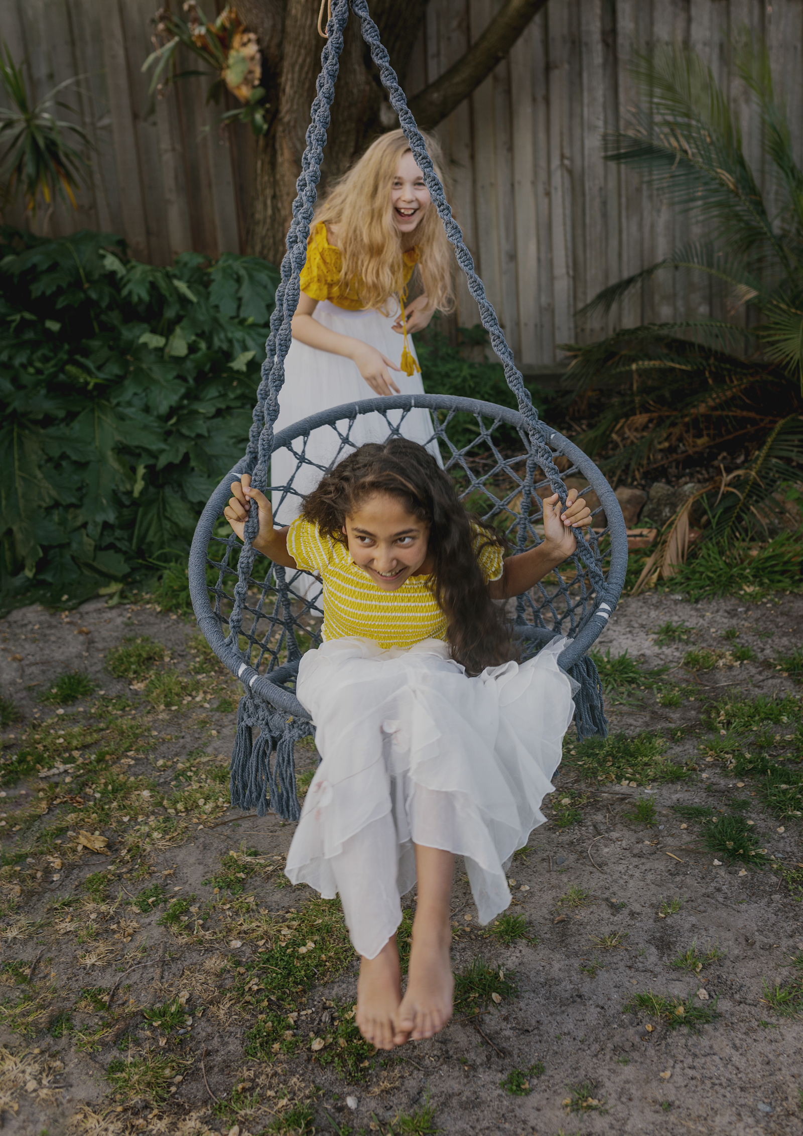 Tween girls photography Bayside