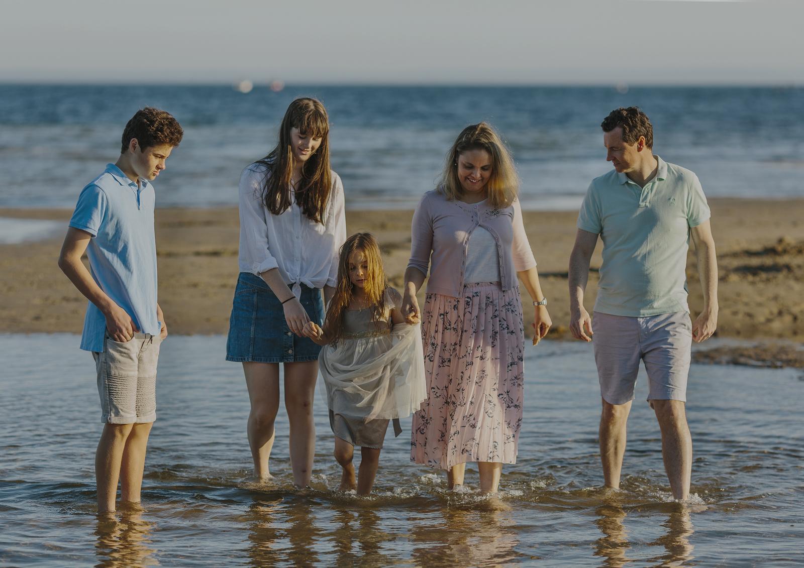 Lifestyle Family Photographer Bayside Melbourne
