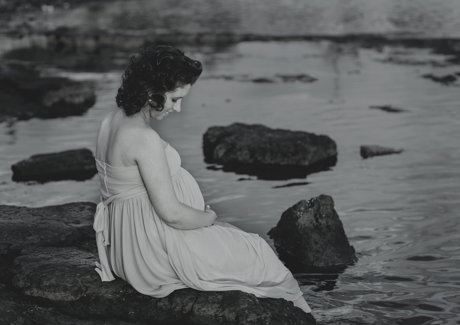 Bayside Maternity Photography