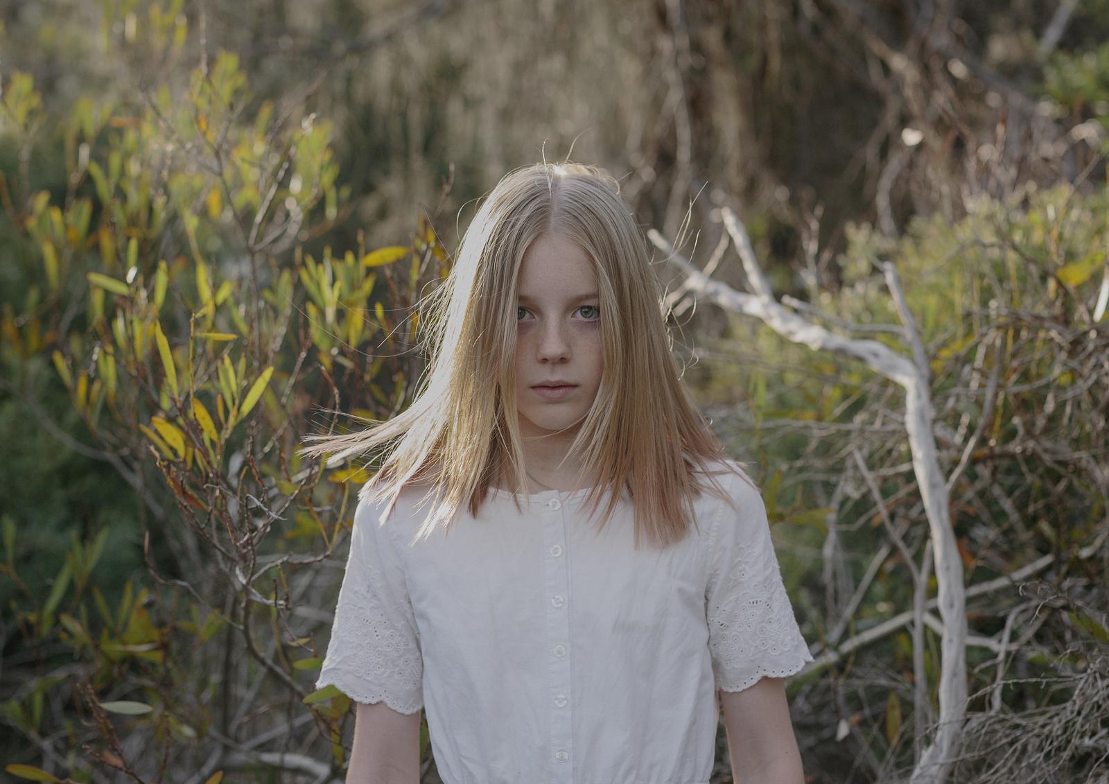 Bayside Teenager and Tween photographer