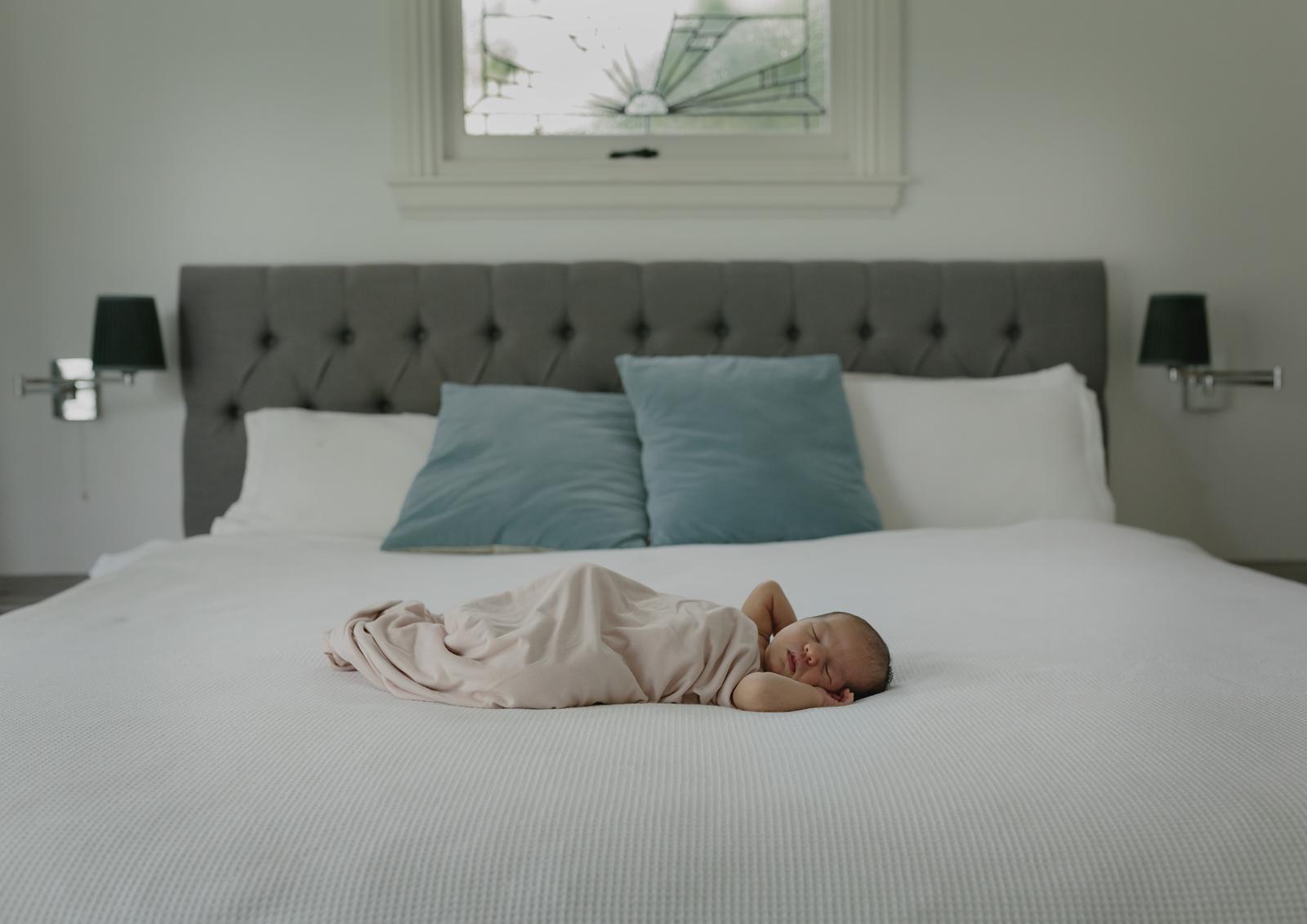On Location Newborn and Baby Photographer