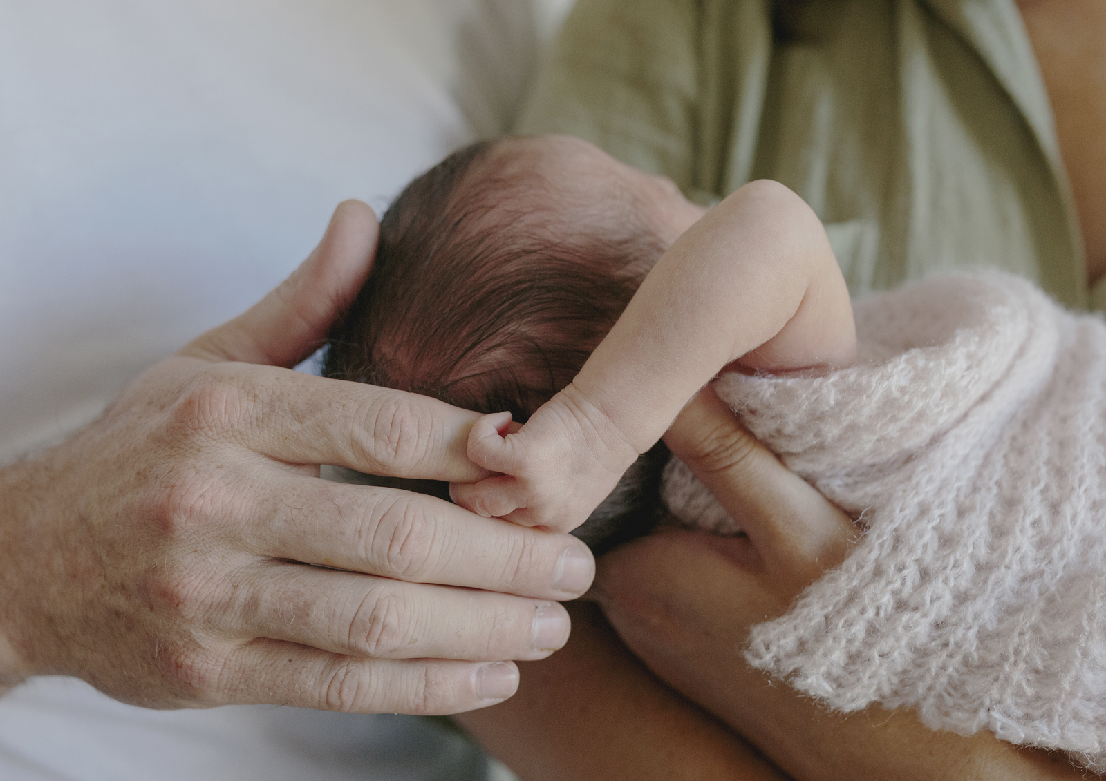 Newborn Baby Girl Tiny details!