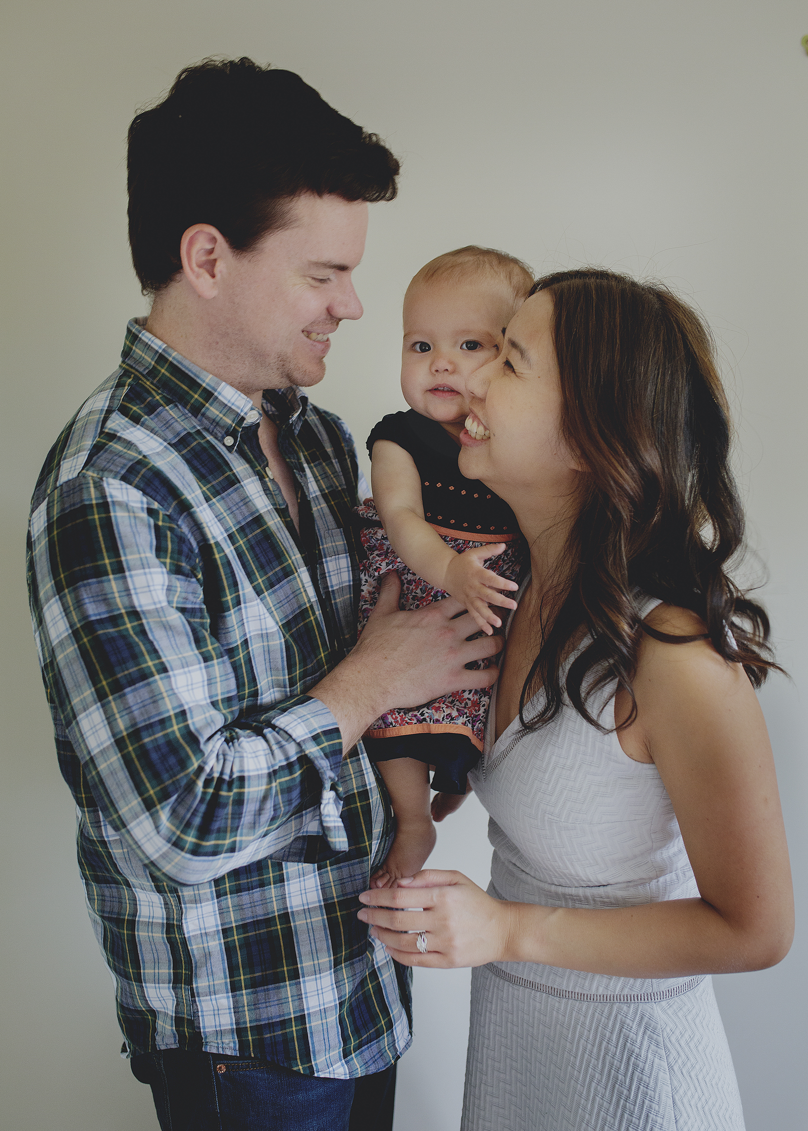 Natural Family Portrait Photography Melbourne