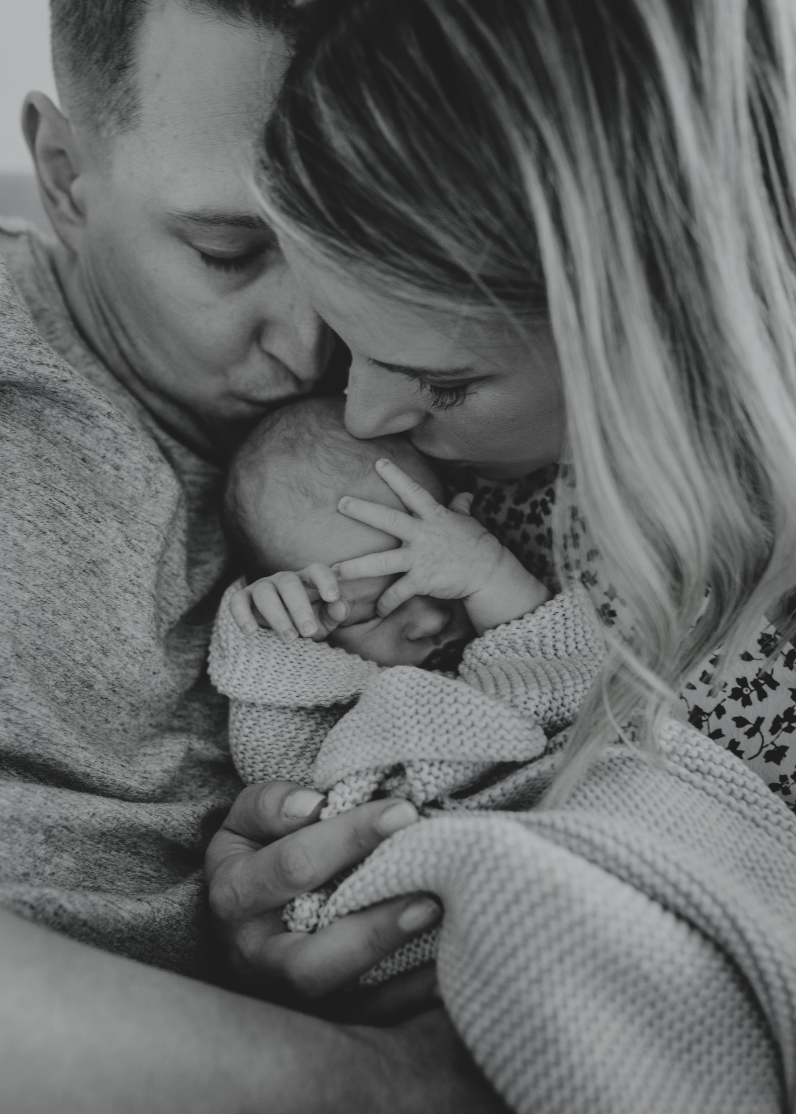 Natural Newborn & Family Photography Melbourne