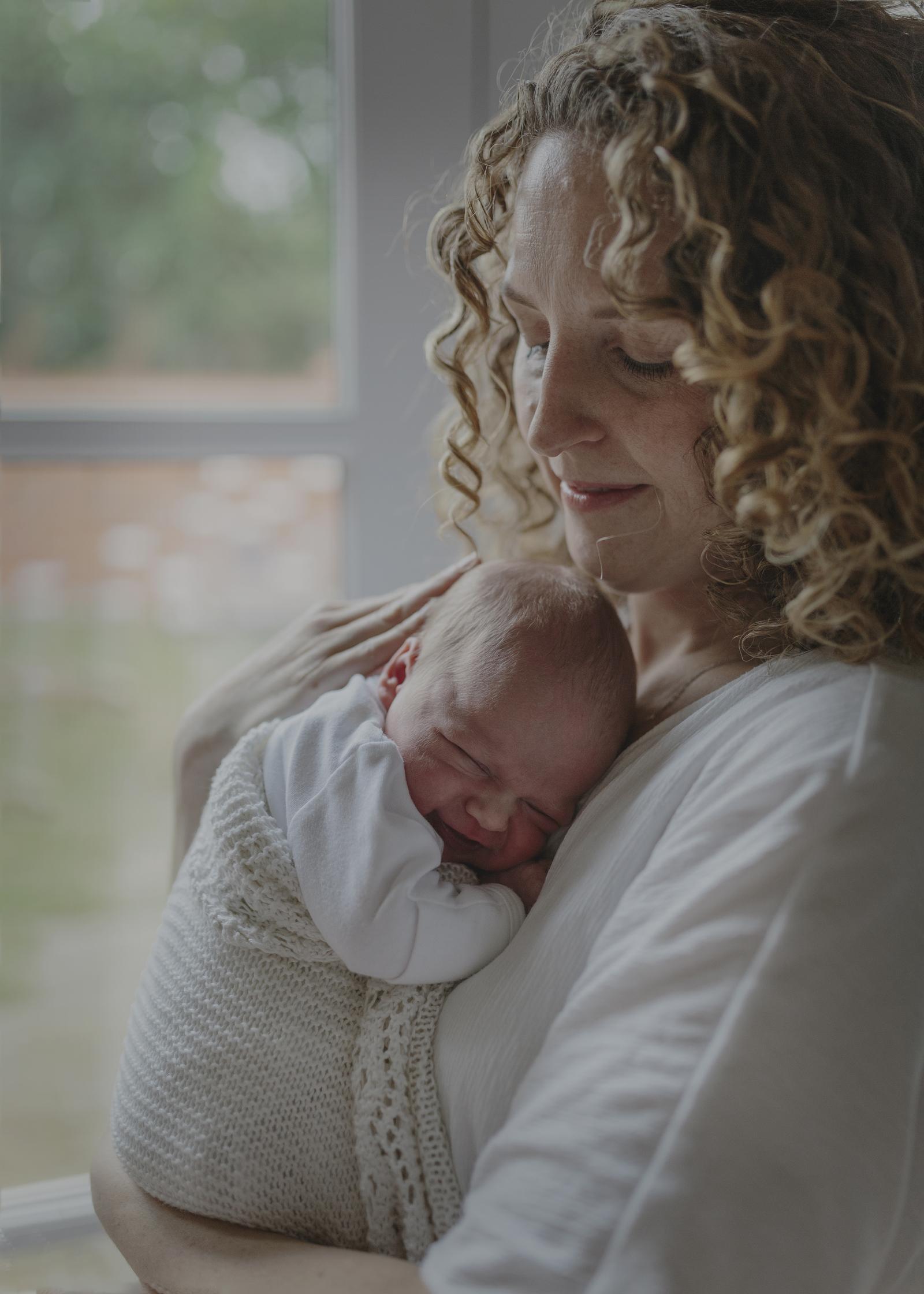 Lifestyle Newborn Photography Melbourne
