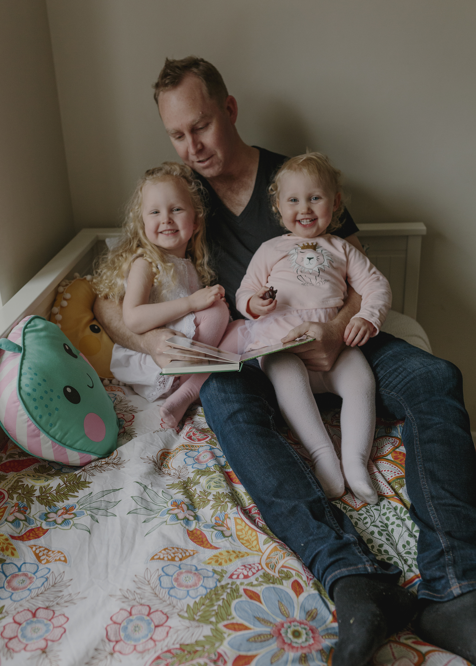 Fatherhood photography