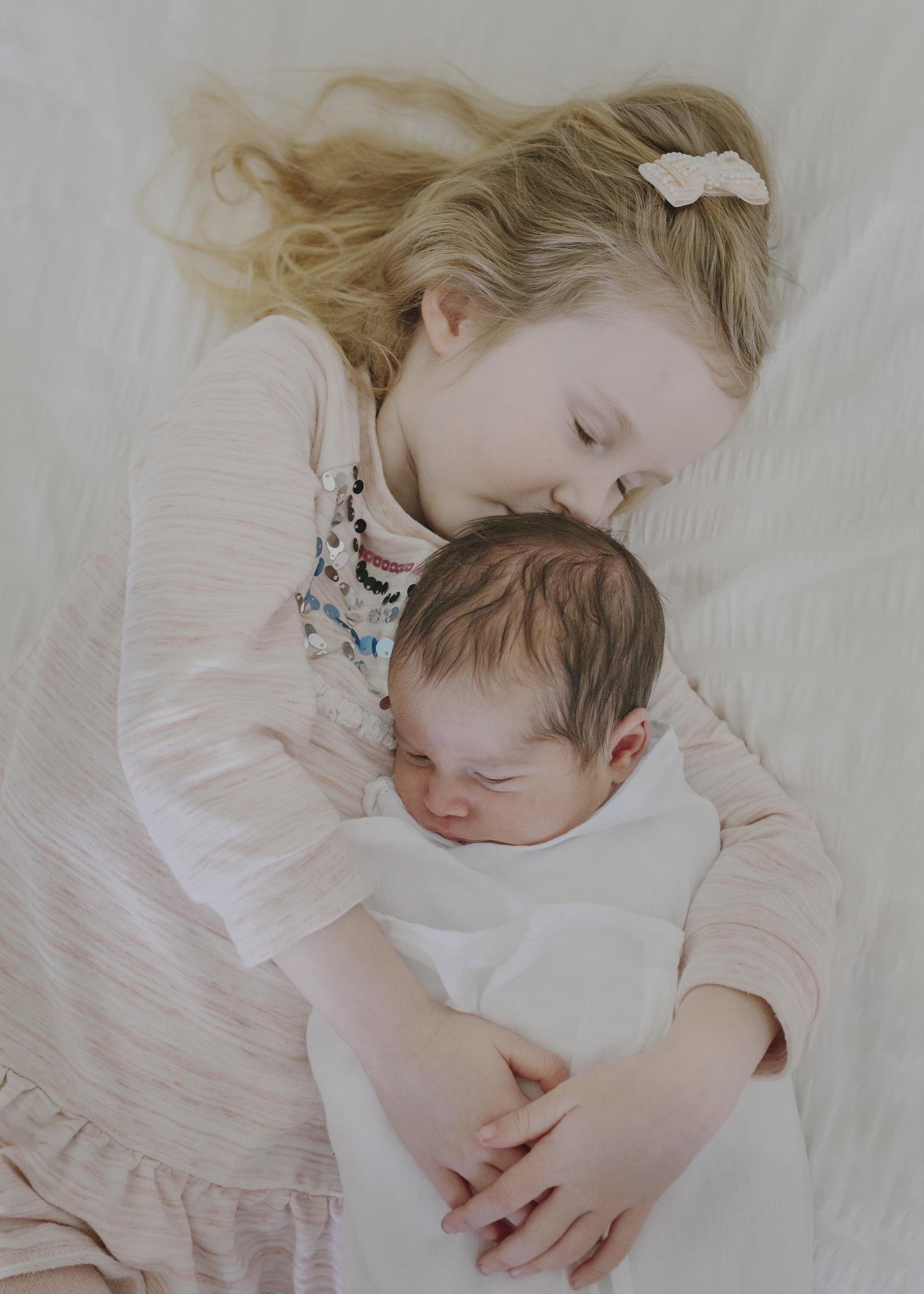 Newborn Family Photo  Shoot