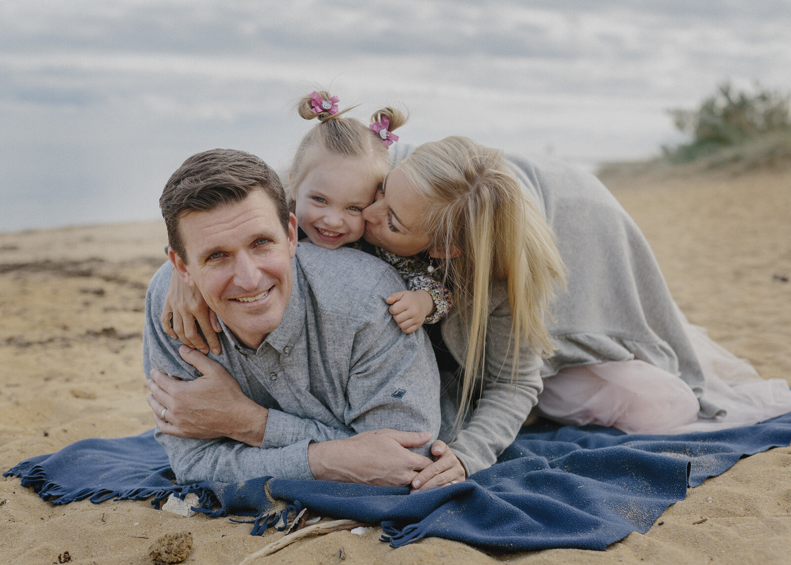 Professional Family Photographer Bayside