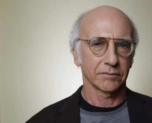 Larry David Skeptical