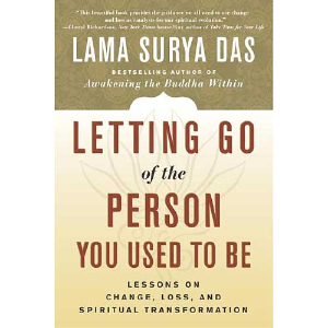 Letting Go of the Person You Used To Be , Lama Surya Das