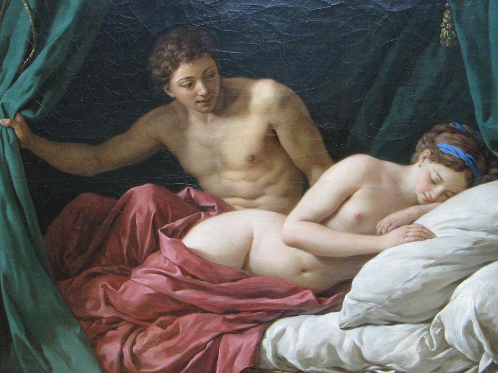 Venus and Mars, the archetypal feminine and masculine. Photo credit: Ed Bierman