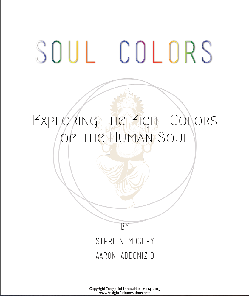 25 pages including all 8 soul color descriptions and an in depth explanation of soul and soul color.