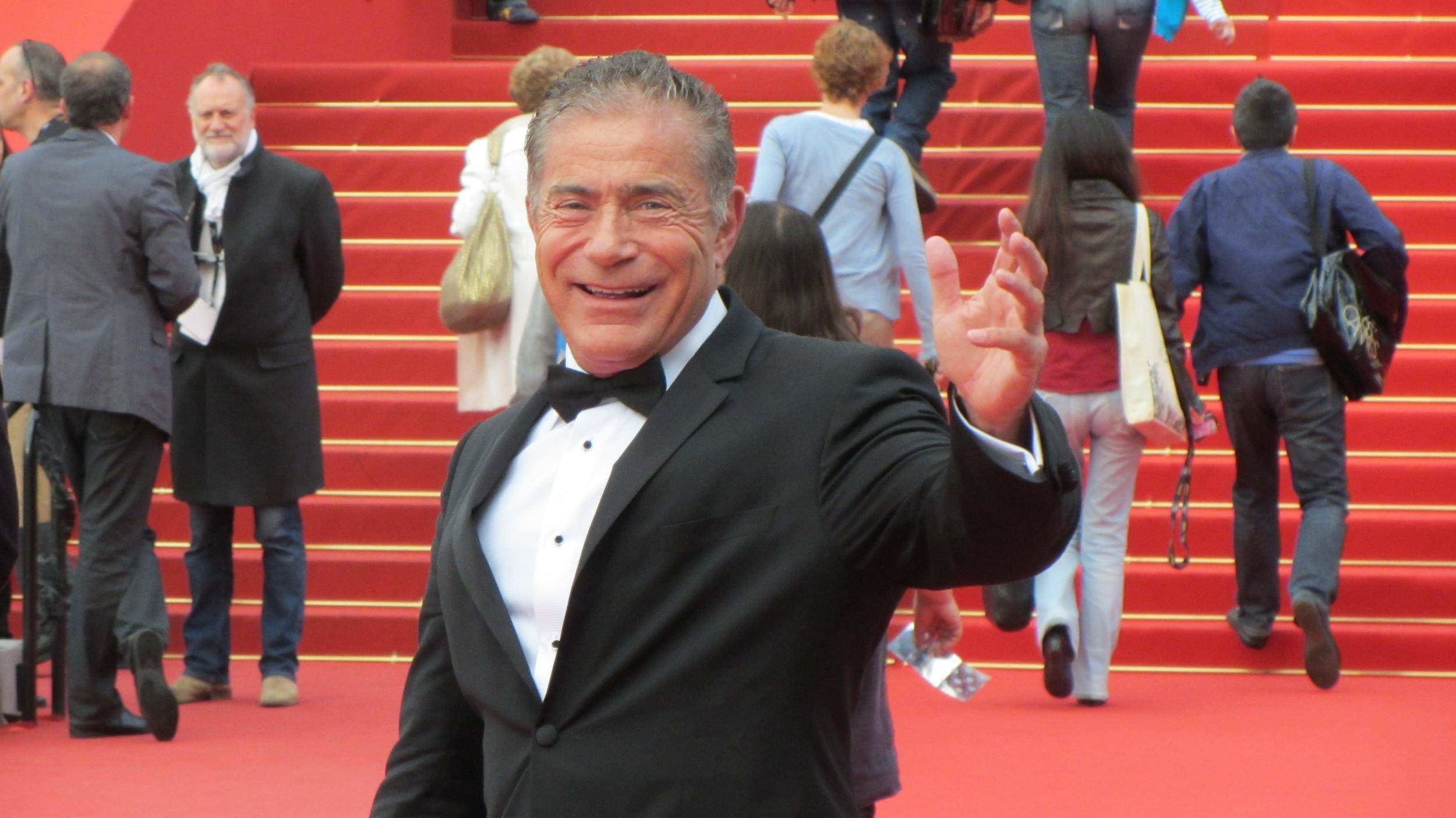 Actor Gilbert Houseaux