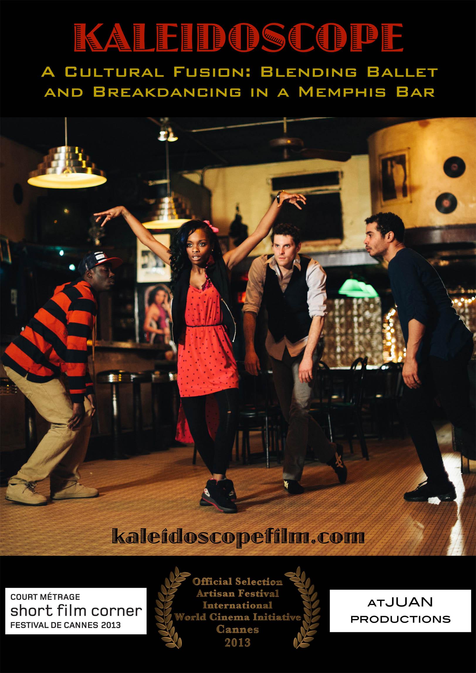 Kaleidoscope     Best Performing Arts Film     Cannes World Cinema Initiative