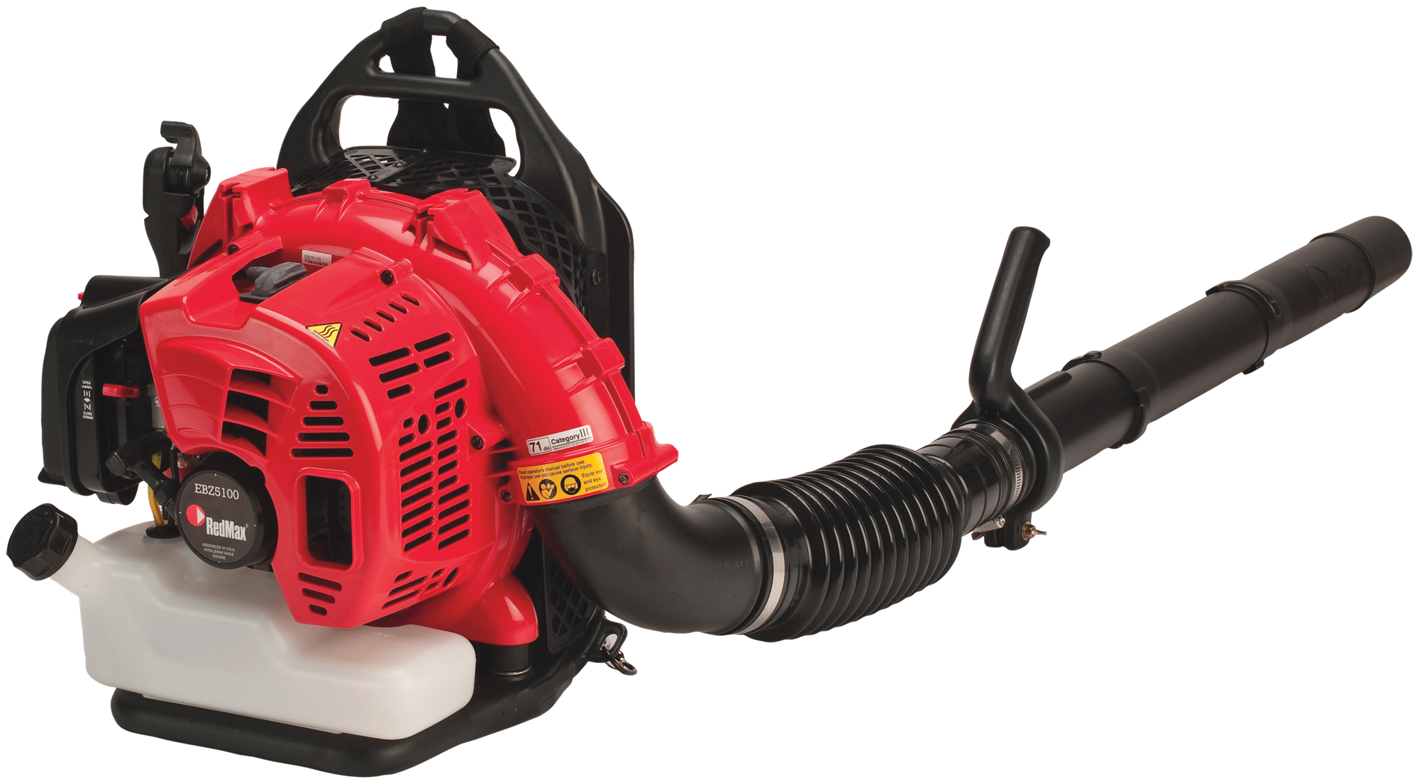 Professional equipment - Our blowers reach 1000 CFM. Average blowers max out around 600 CFM. (Volume of Air Moved).