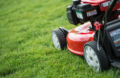 Weekly Mowing Service - Lawn mowing packages available.