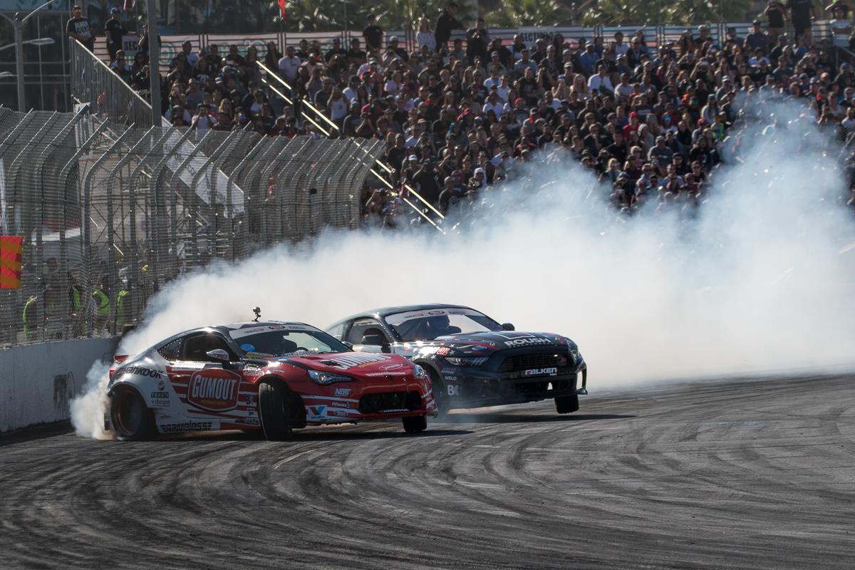 Formula Drift Round 1: Long Beach #FD, #formulad, #FDLB, #formulad, @BillWangPhotos, @RyanTuerck @JustinPawlak