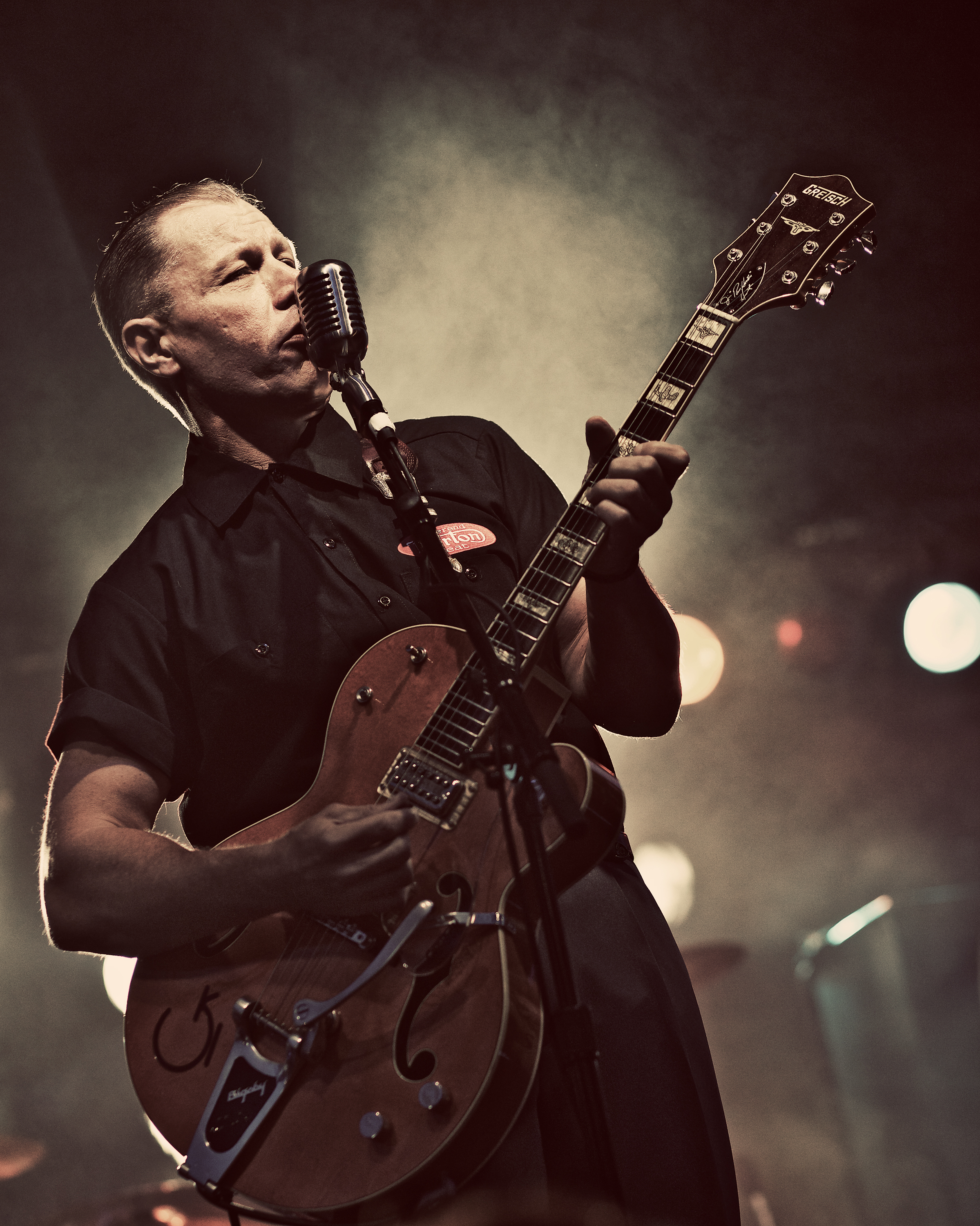 Performance: Reverend Horton Heat