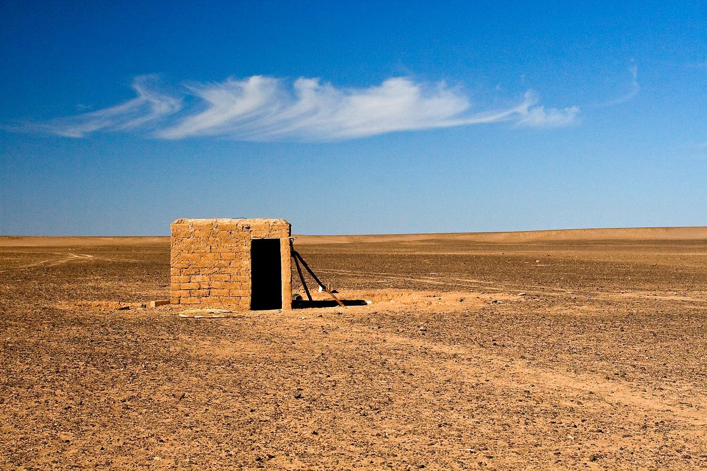 Sahara Storm Shelter